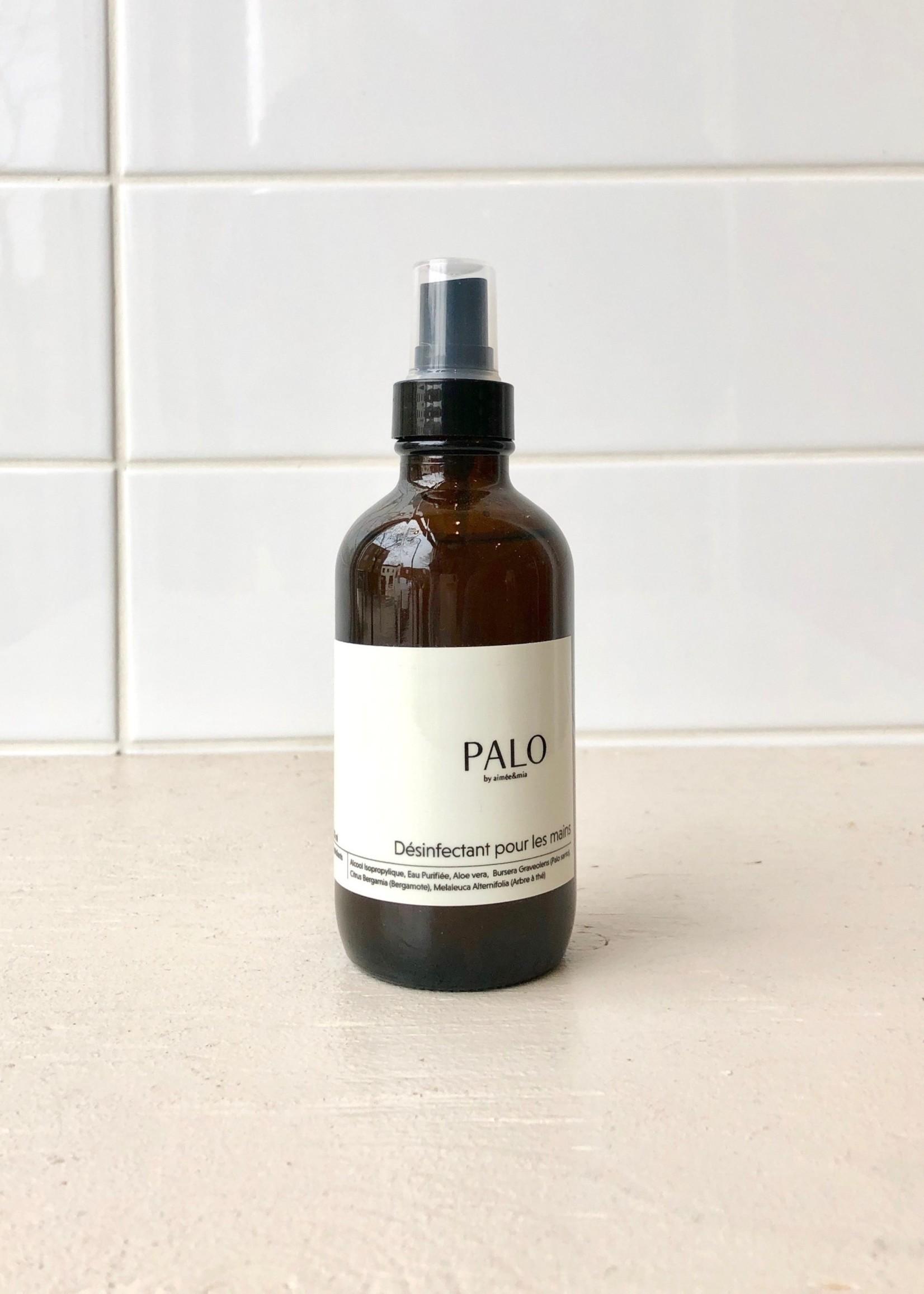 Palo by Aimee & Mia Désinfectant pour les mains de Palo