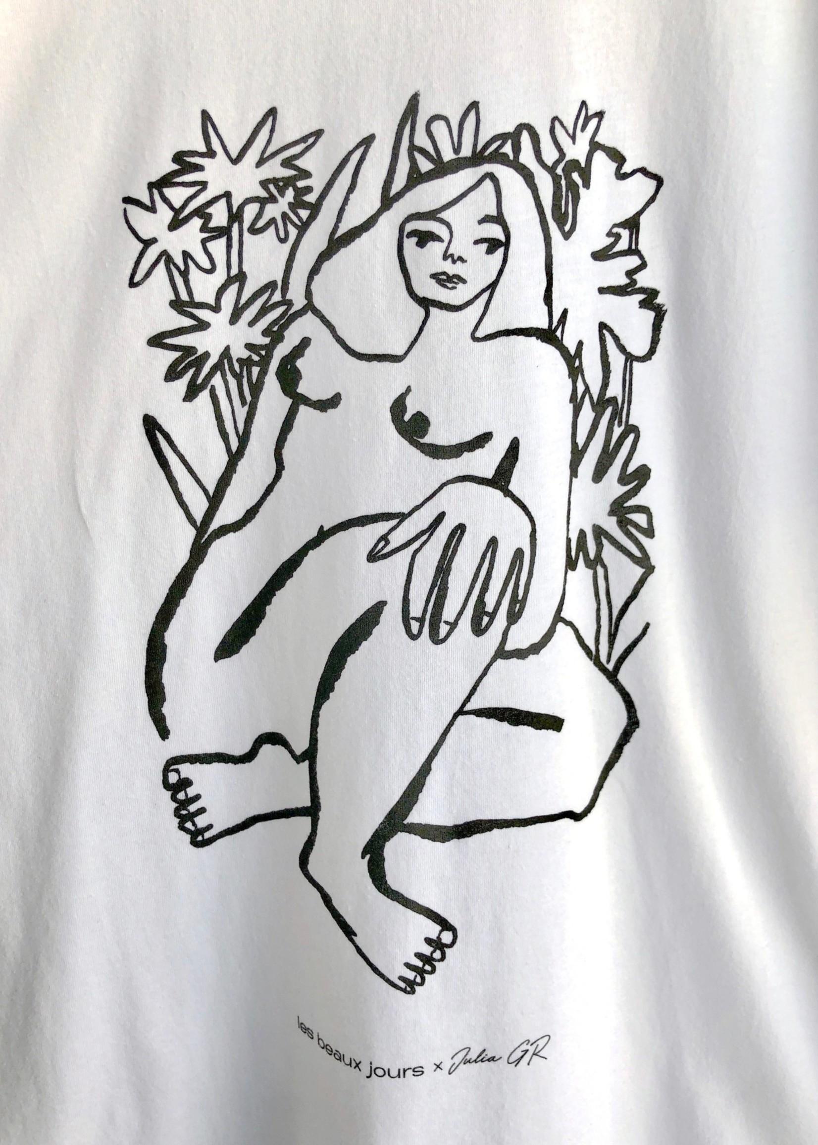"""Les Beaux Jours T-shirt """"Relax"""" de Les Beaux Jours"""
