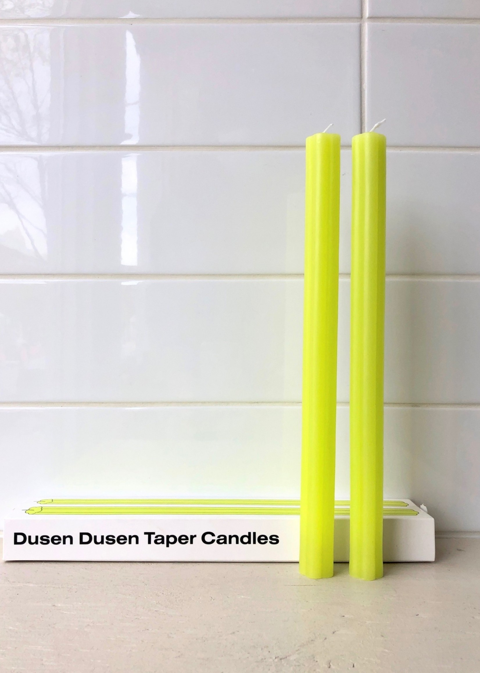 Areaware Dusen Dusen pair of candles