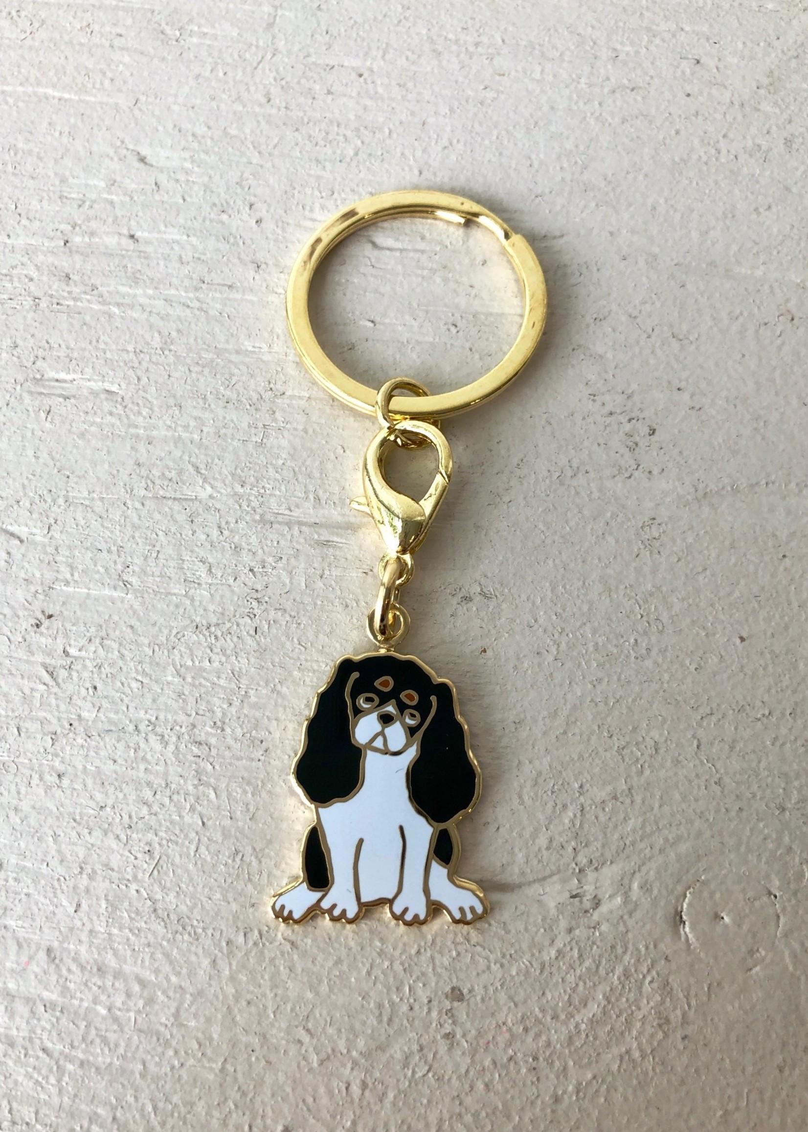 Coucou Suzette Porte-Clés chien