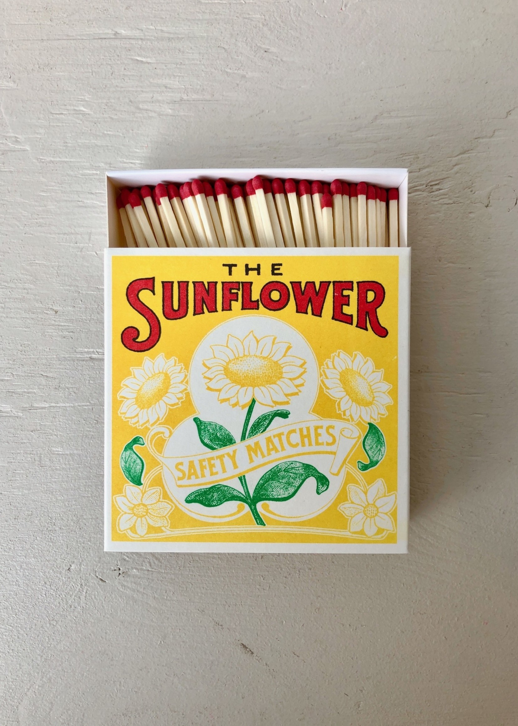 Archivist Box of Matches by Archivist