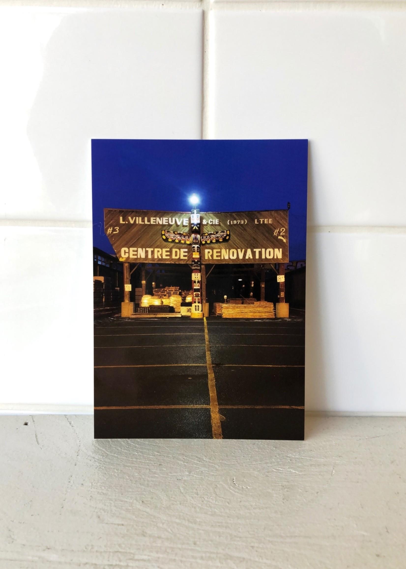 Andi State Carte postale de Tiothià:ke/Montréal par Andi State