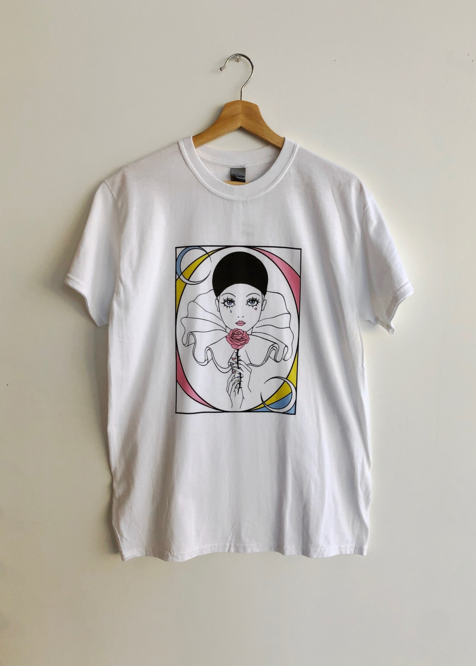 Ephemiris Apparel Pierrot T-Shirt by Ephemiris