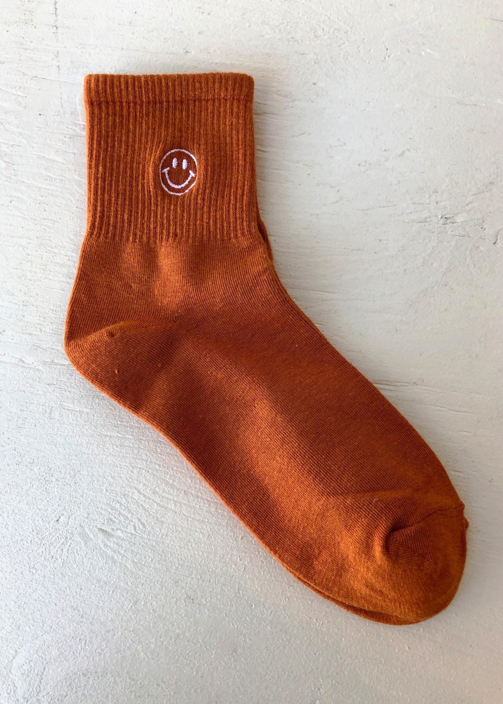 Empire Exchange Smiley Socks by Empire Exchange