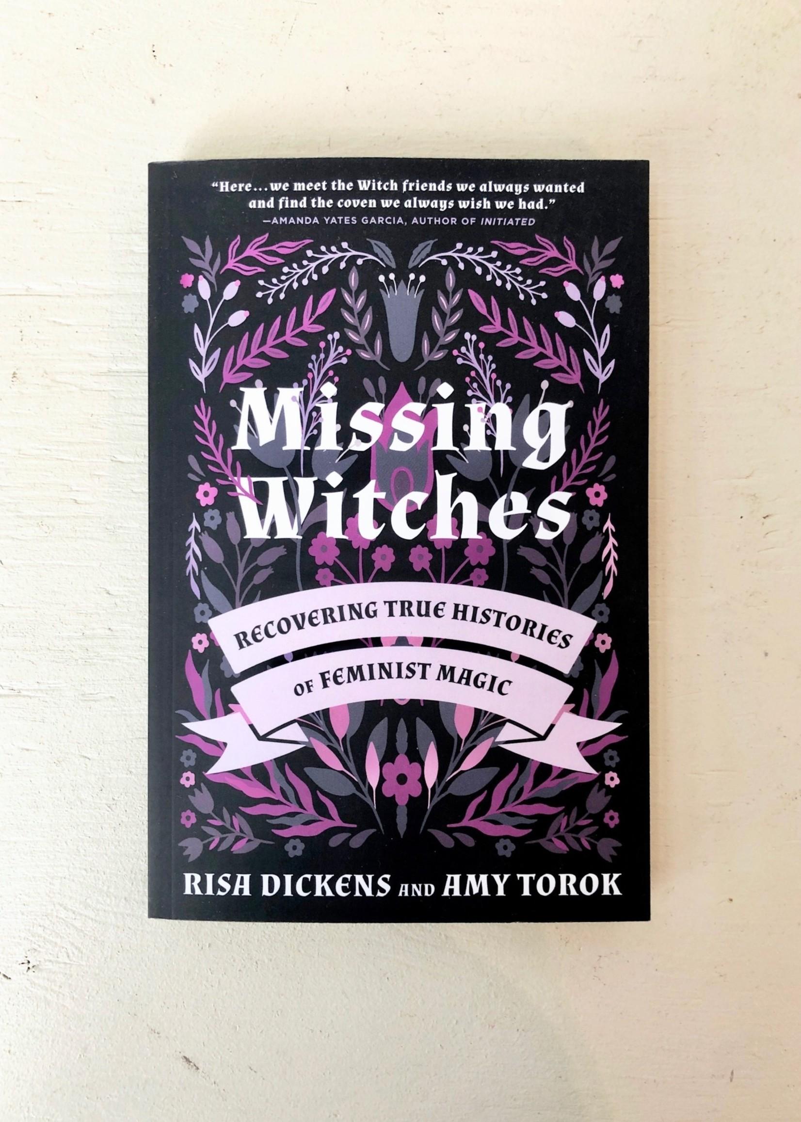 "Risa Dickens and Amy Torok ""Missing Witches"" par Rita Dickens et Amy Torok"