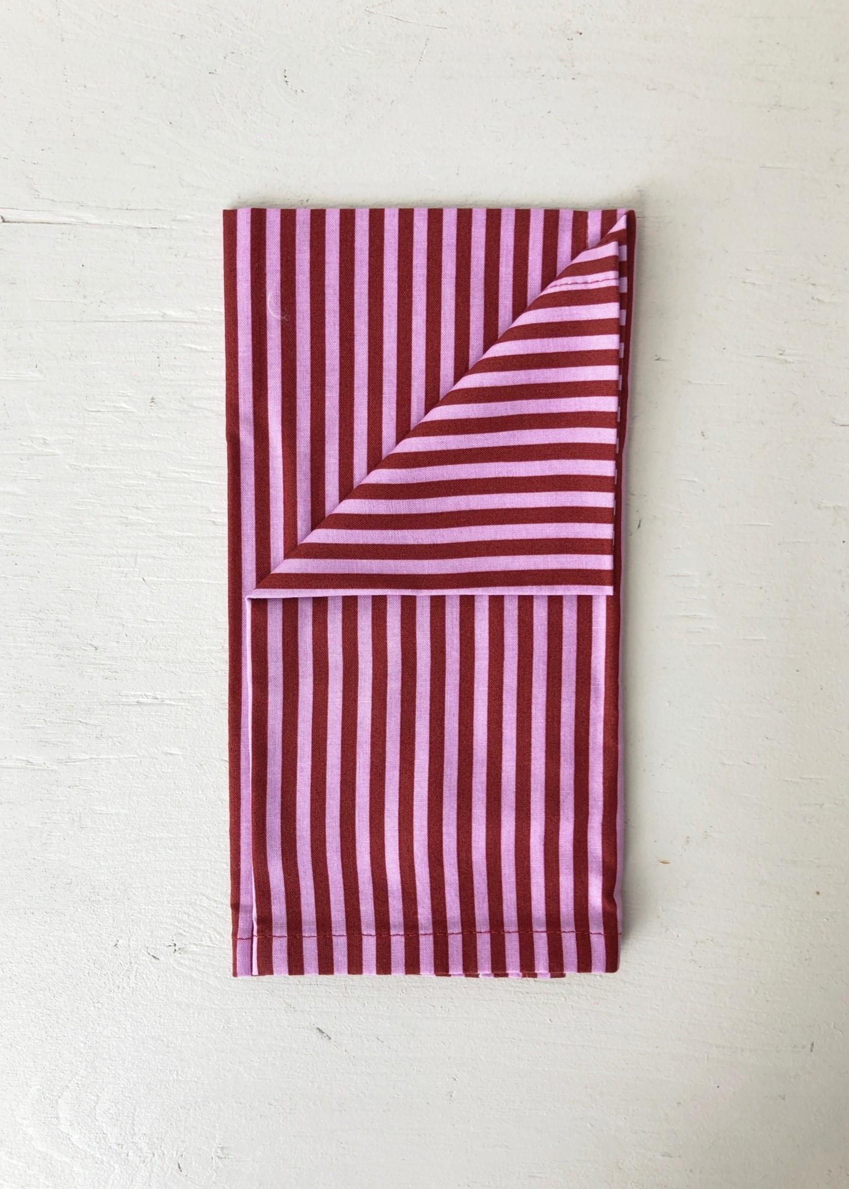 "Baggu Serviette / bandana ""Afternoon Stripes"" par Baggu"