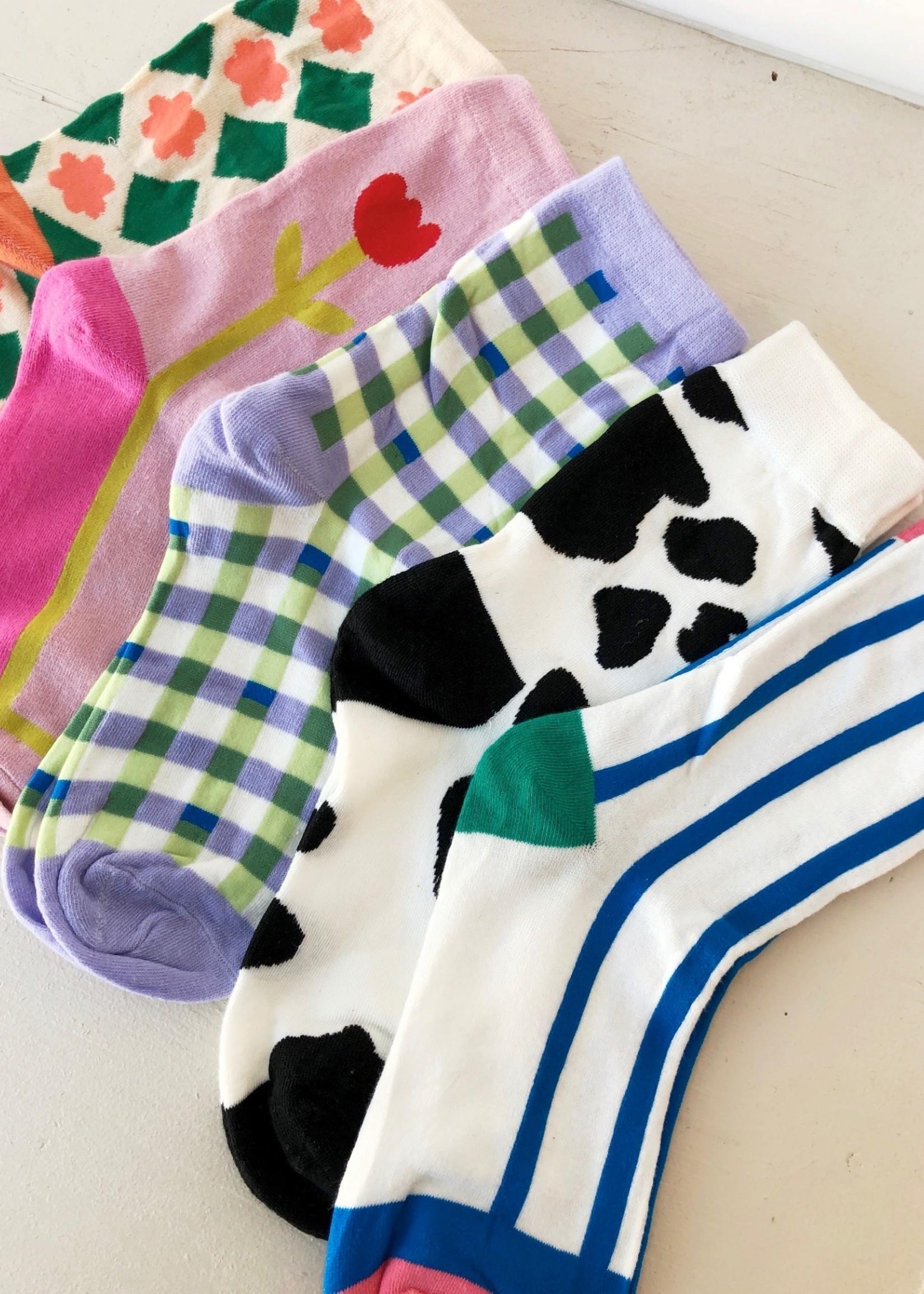 Annex Vintage Summer Socks by Annex Vintage