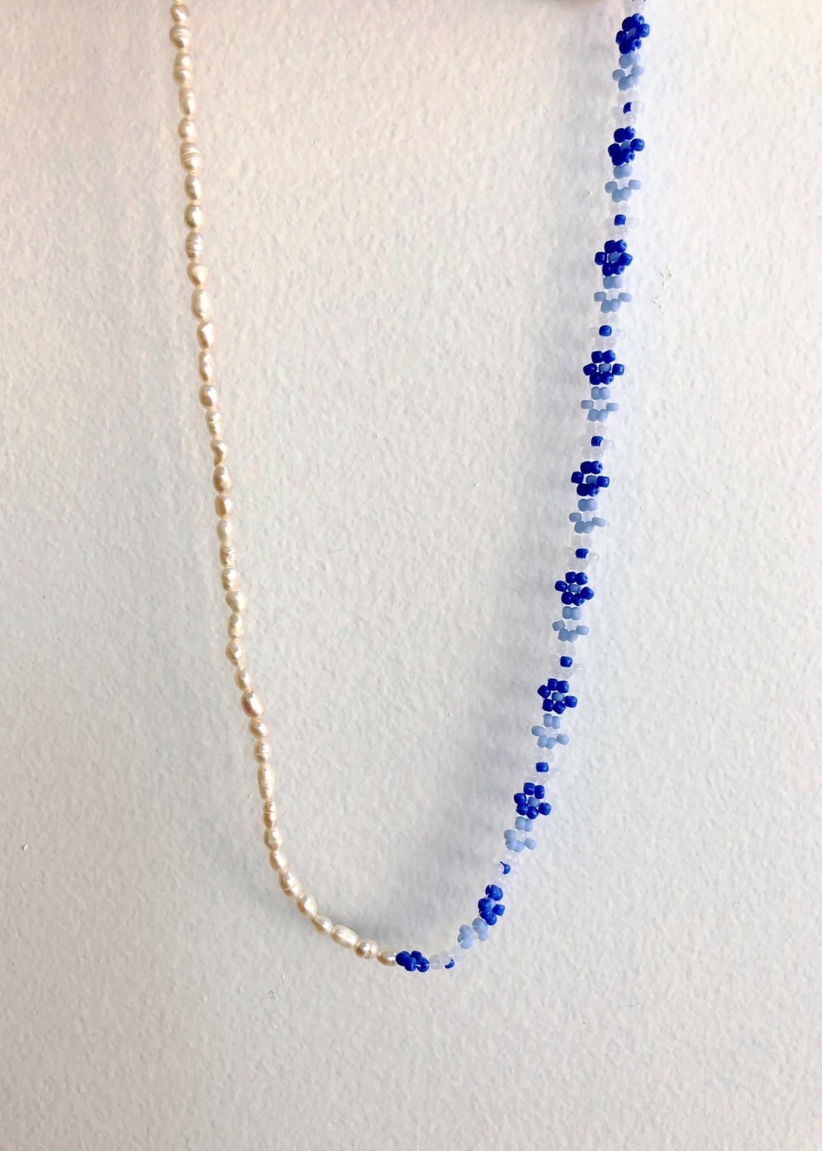 "Miiken Handcrafted Collier ras de cou ""Blossom"" par Miiken Handcrafted"