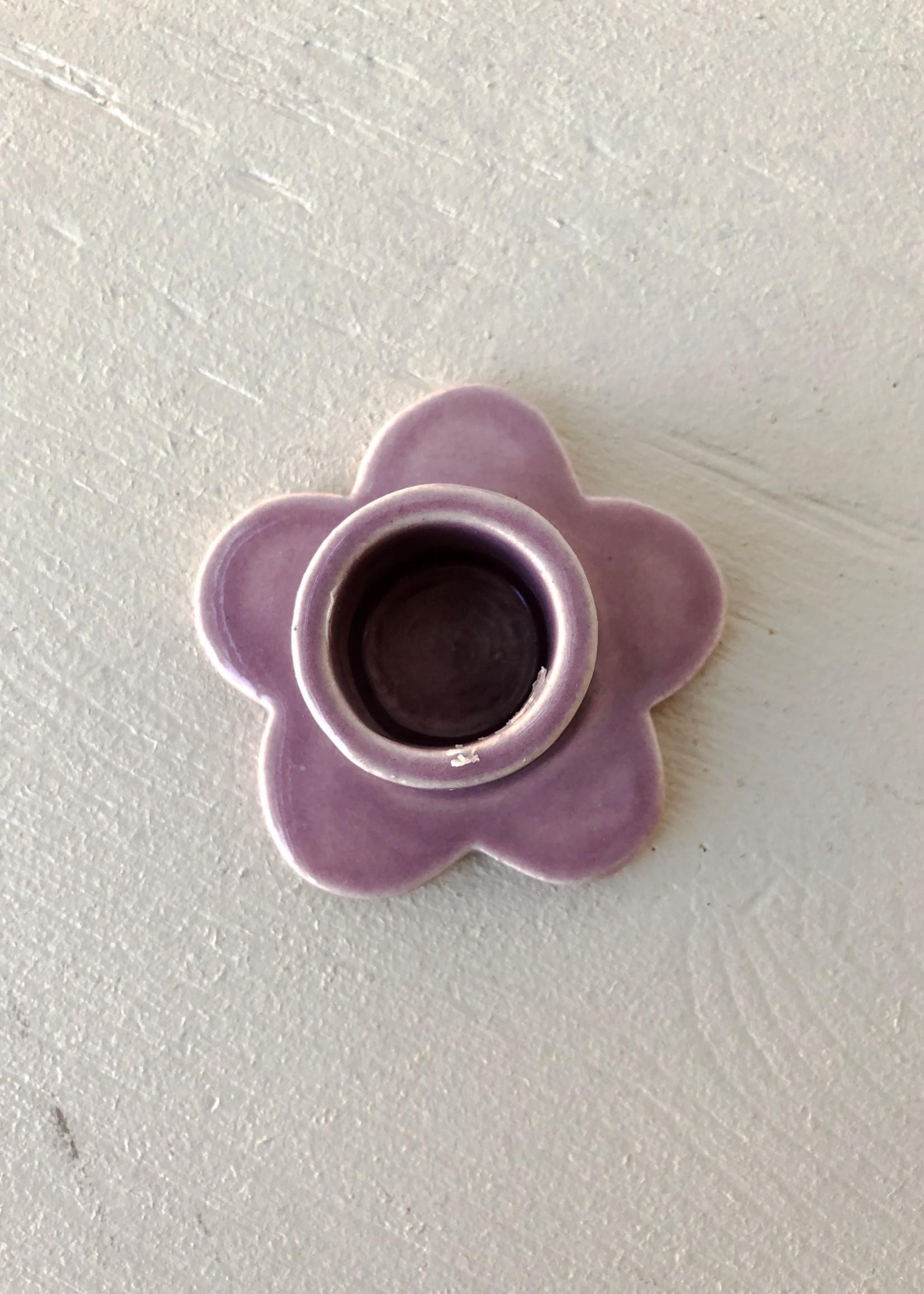 Days Eye Flower Candle Holder by Days Eye