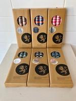 British Colour Standard Paquet de 4 bougies de 2 couleurs