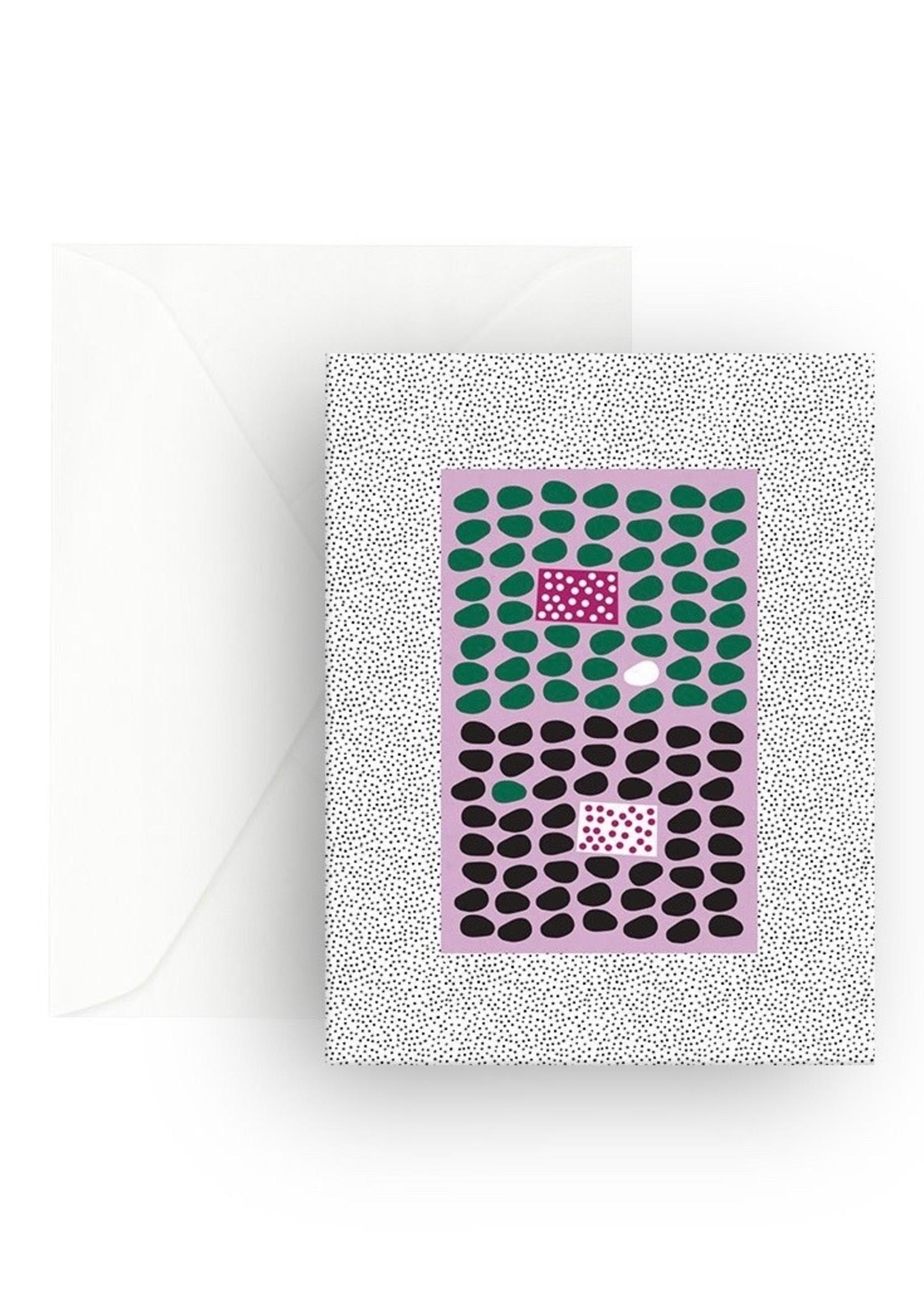 MezzaLuna Studio Cartes de souhait Mezzaluna