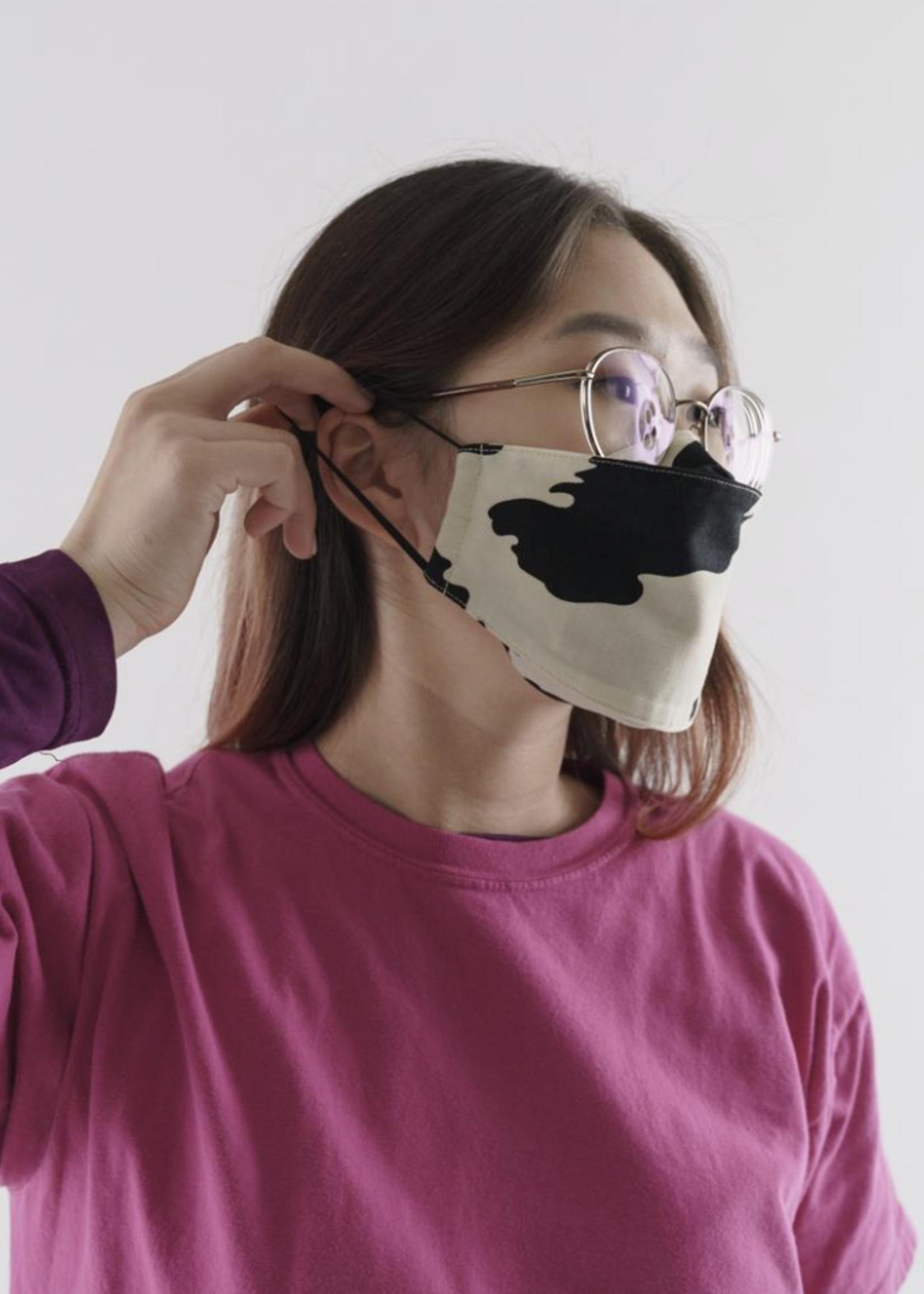 Baggu Cow Cotton Face Masks by Baggu