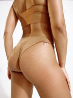 Blush Lingerie Linger High Leg Bikini