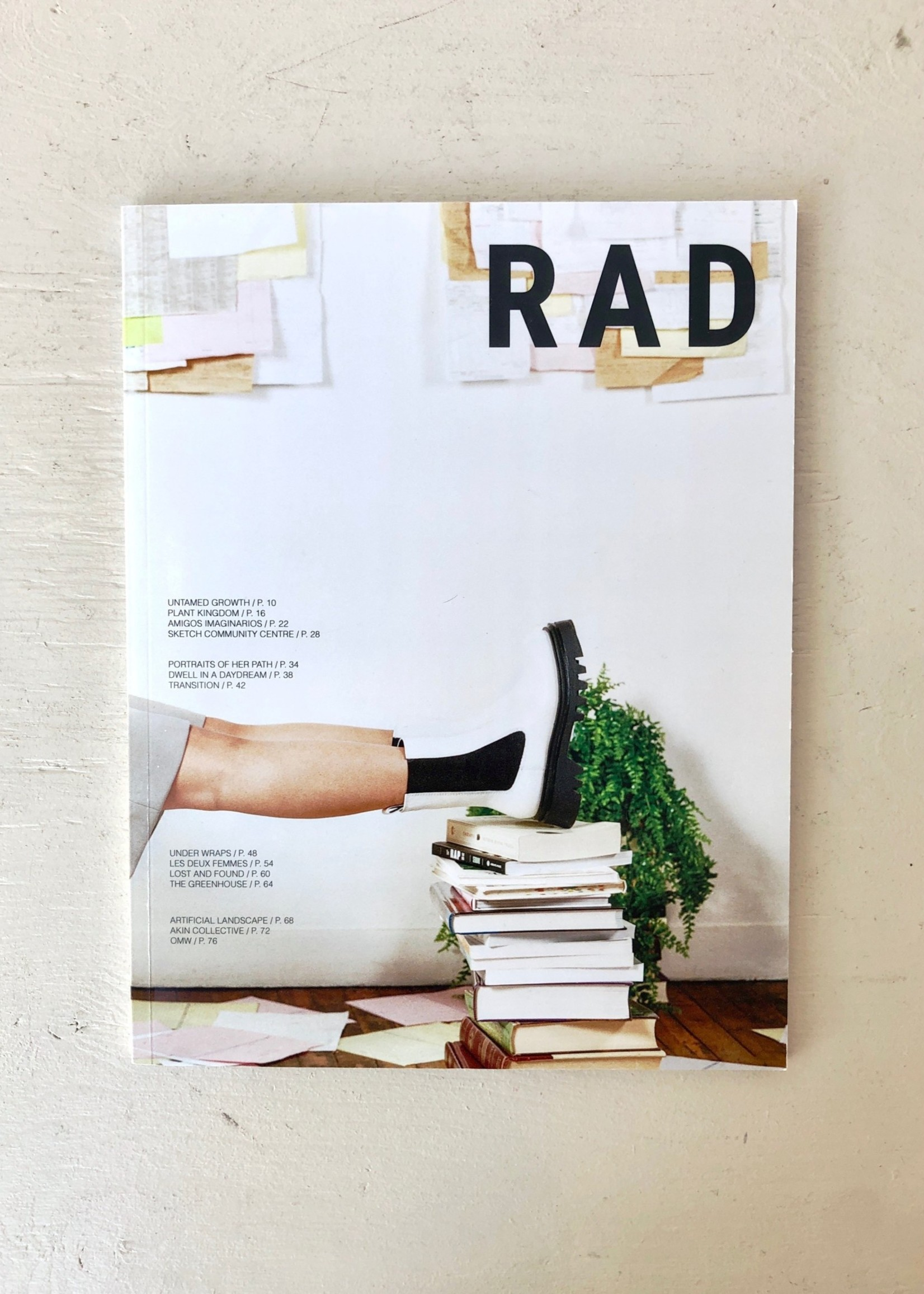 RADmag RAD Magazine Issue 14