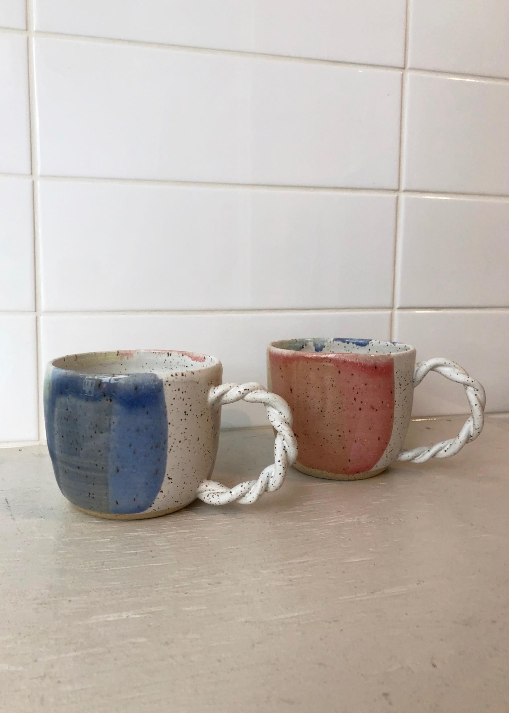 Minipott Rainbow Mug by Minipott