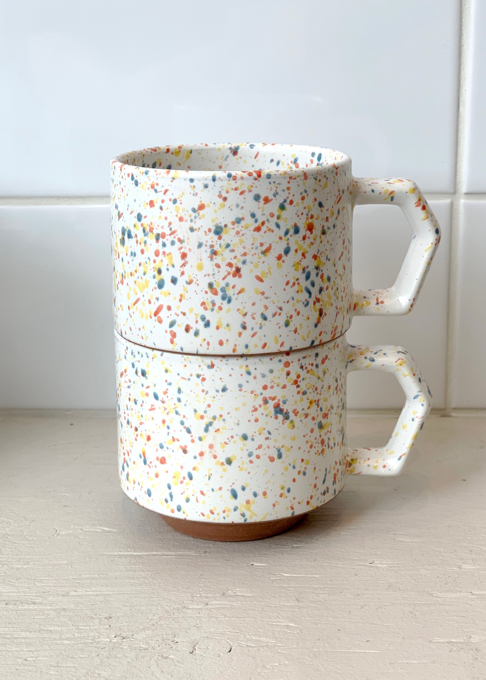 Chips Japan Stackable Mugs by CHIPS