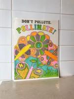 Caboose Pollinate! Print
