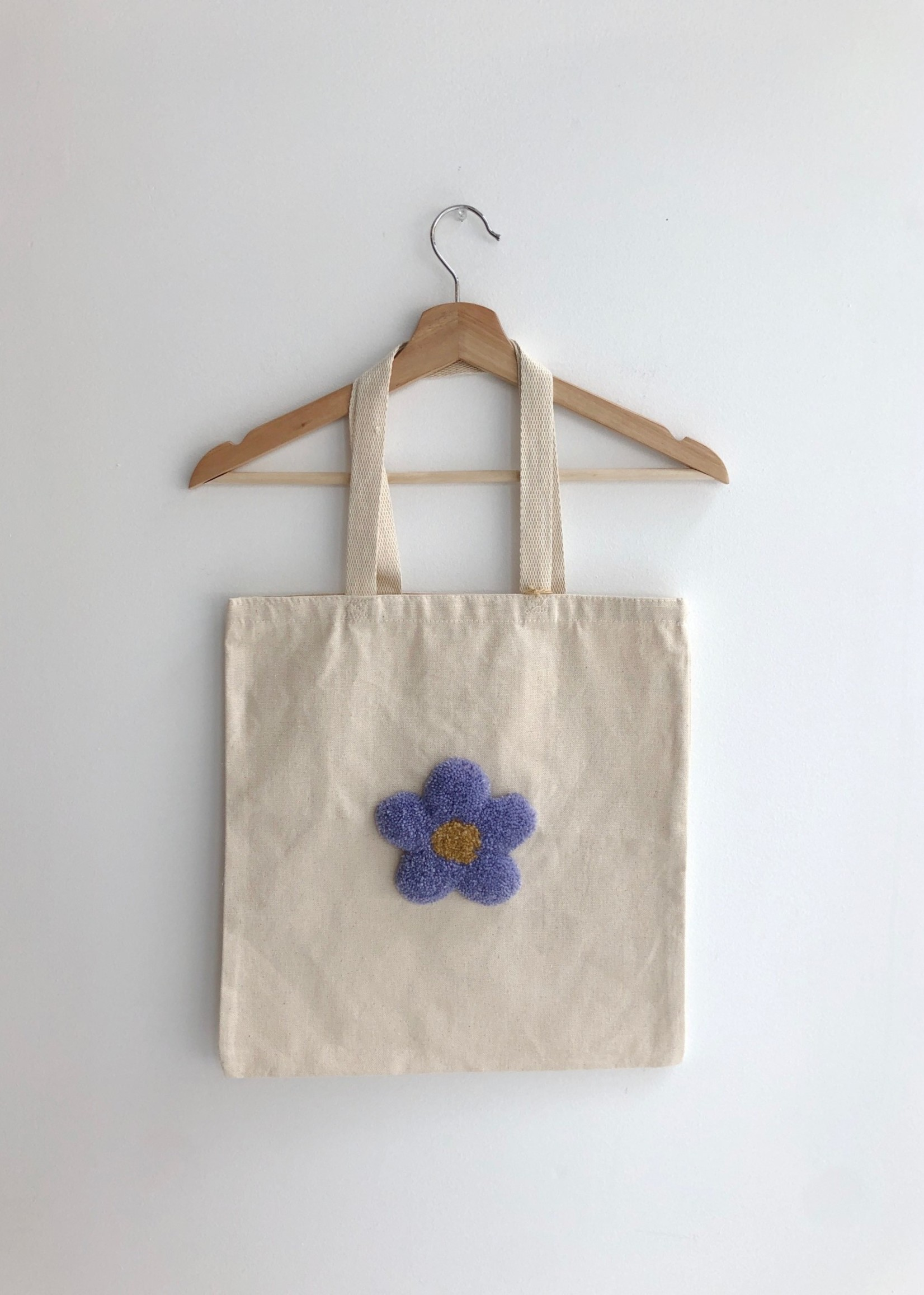 So Soft Rugs Rug Flower Tote Bags by So Soft Rugs