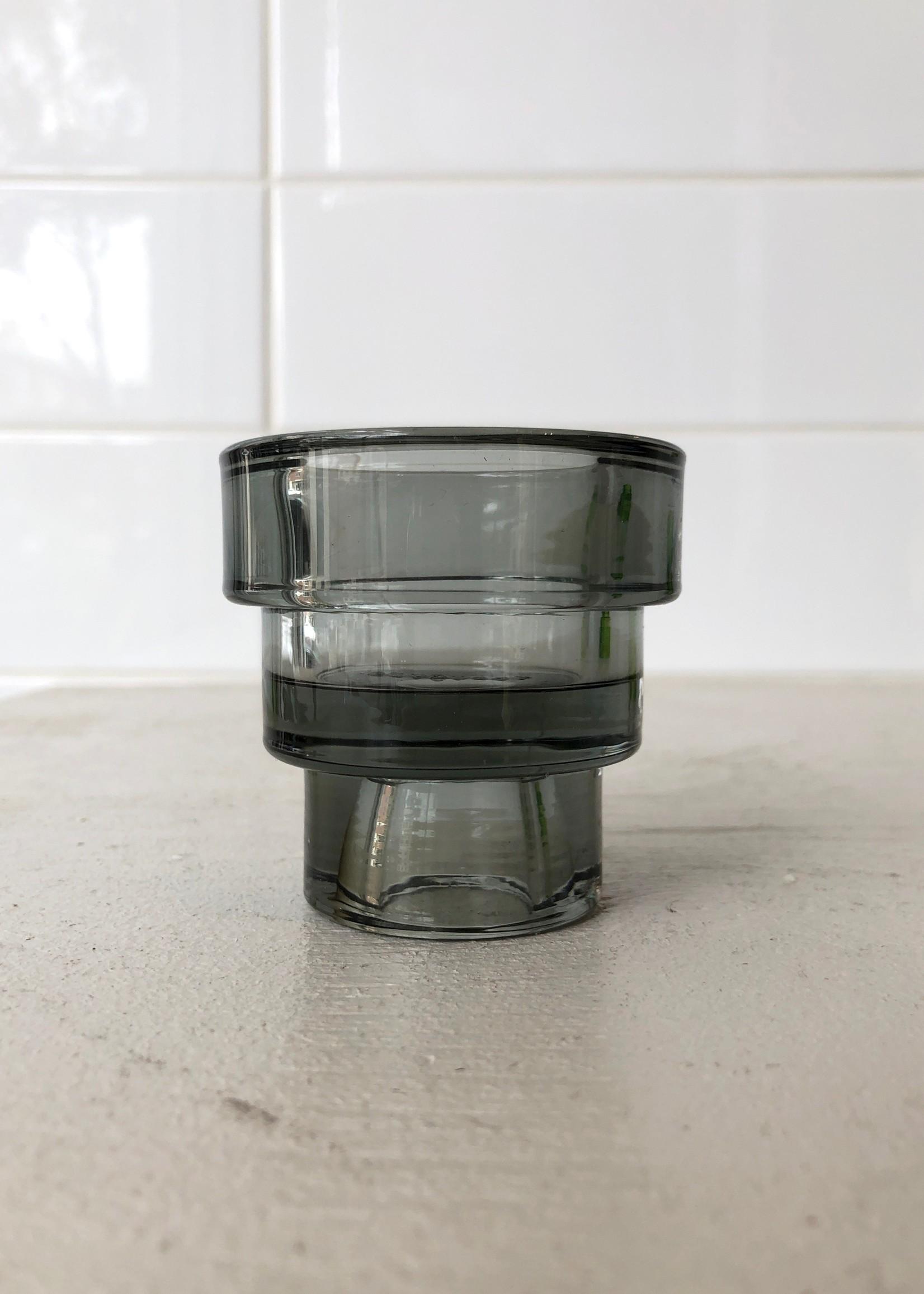"""Areaware Portes-bougie en verre """"Mesa"""" par Areaware"""