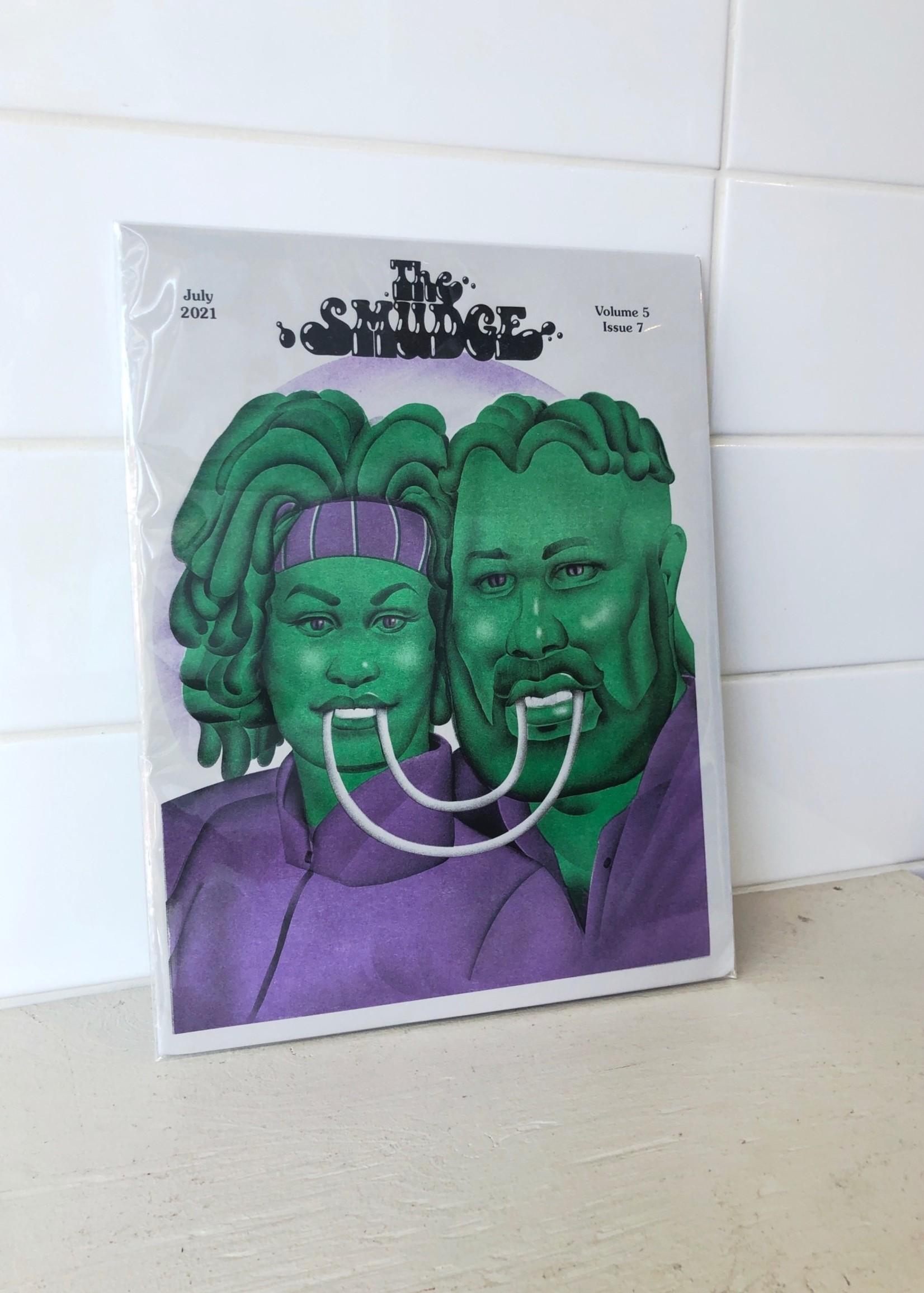 Smudge The Smudge Newspaper