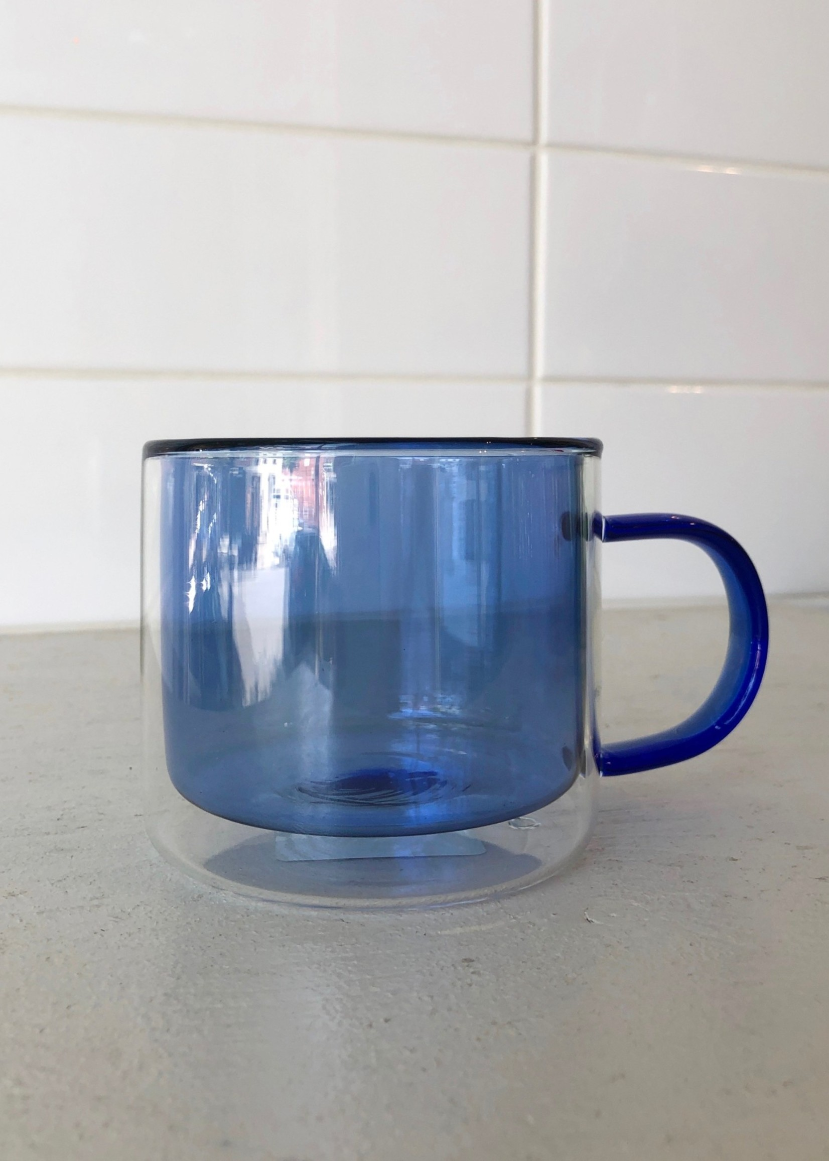 Poketo Double Walled Mug by Poketo