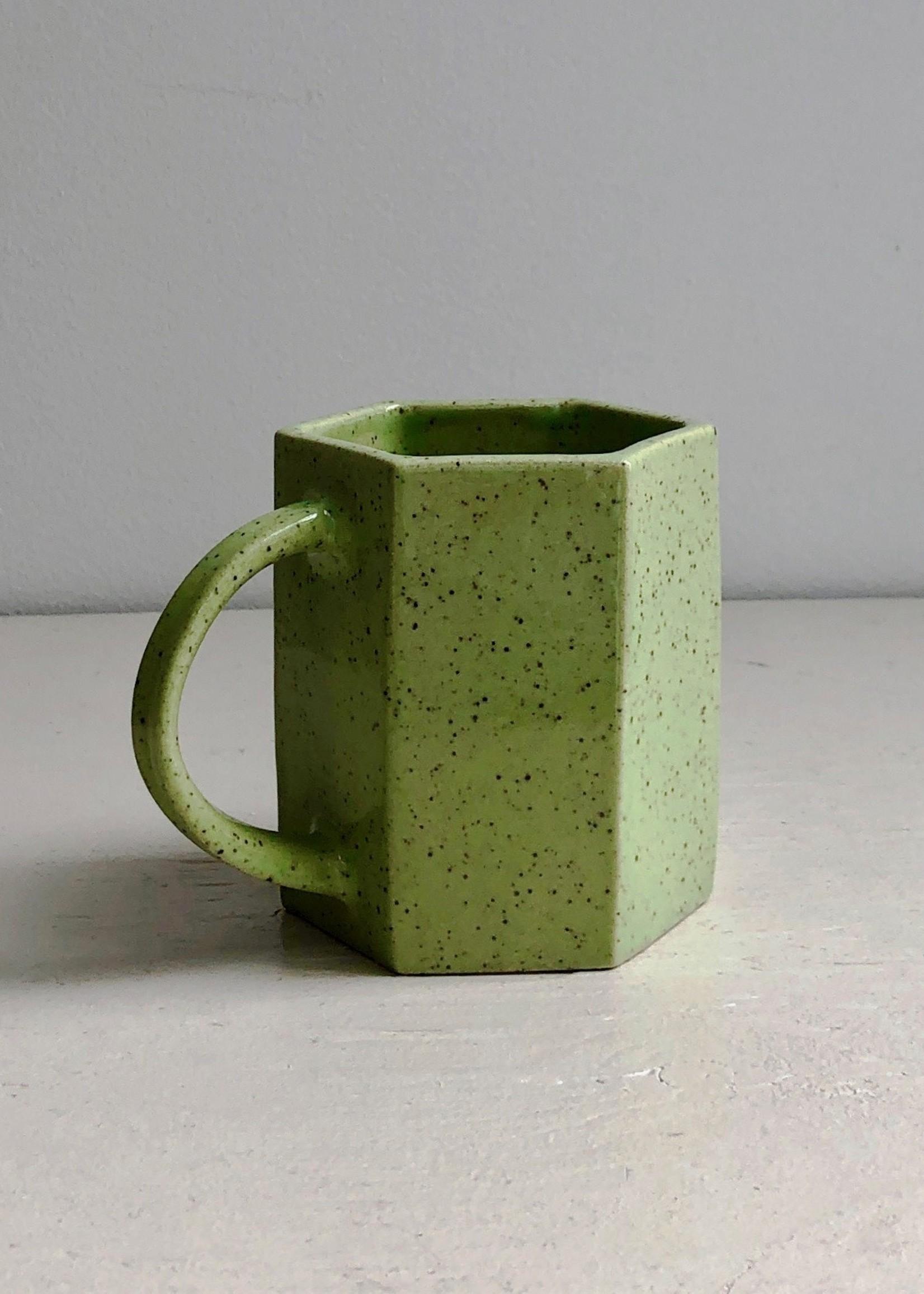 Lollipots Tasses hexagonales en céramique par Lollipots