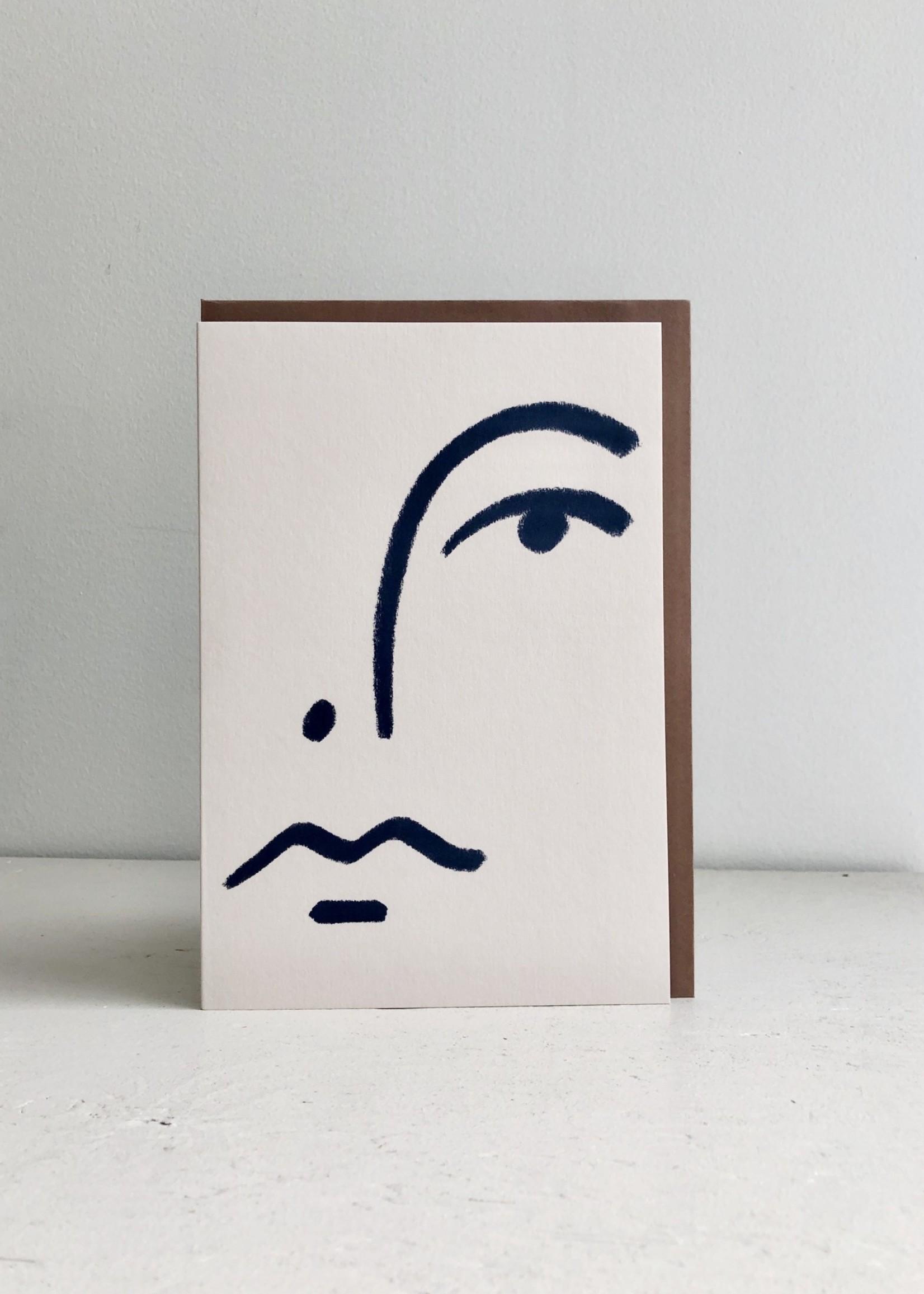 Wrap Stationery Cartes de souhaits Kit Agar par Wrap Stationery