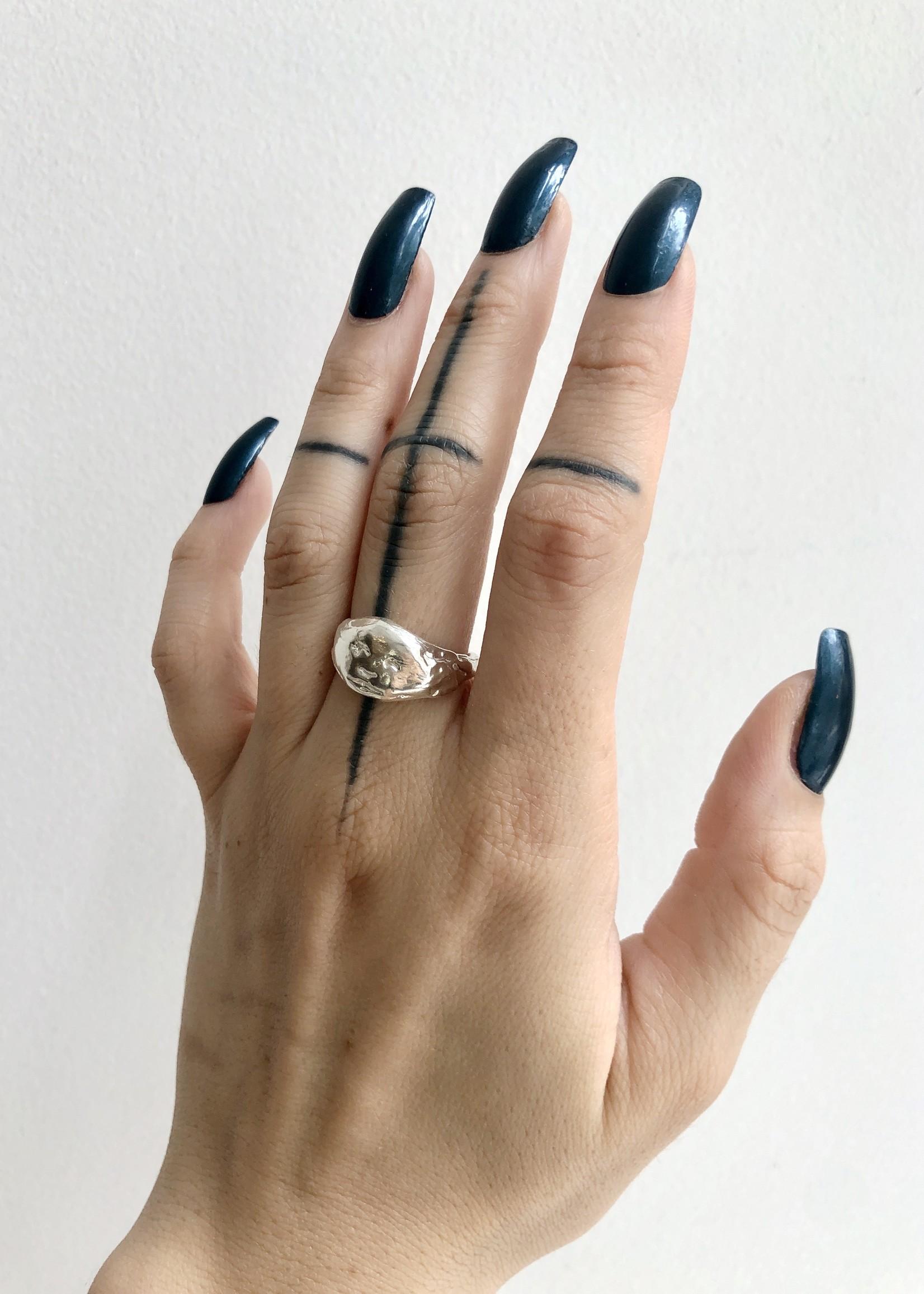 "Marmod8 ""Un.e Ami.e Pour Soi"" Ring by Marmod8"