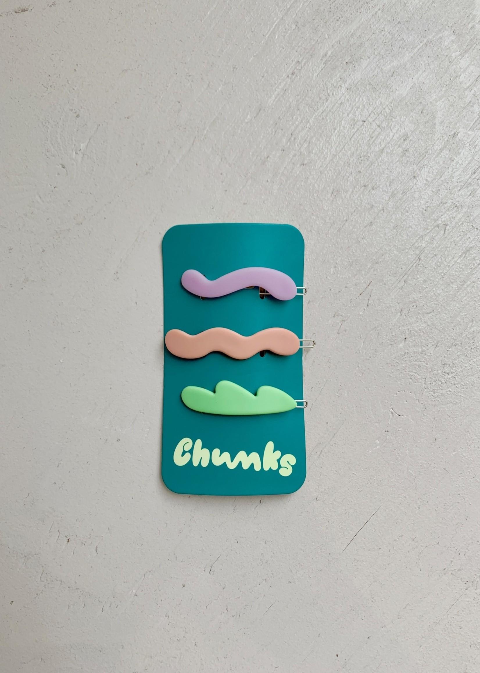 Chunks Ensemble de barrettes