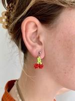 Emri Studio Boucles d'oreilles en fruits