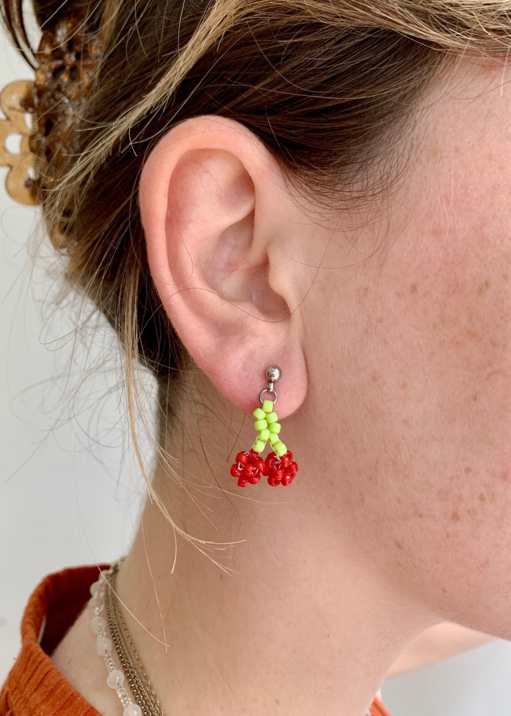 Emri Studio Fruit Stud Earrings by EMRI Studio