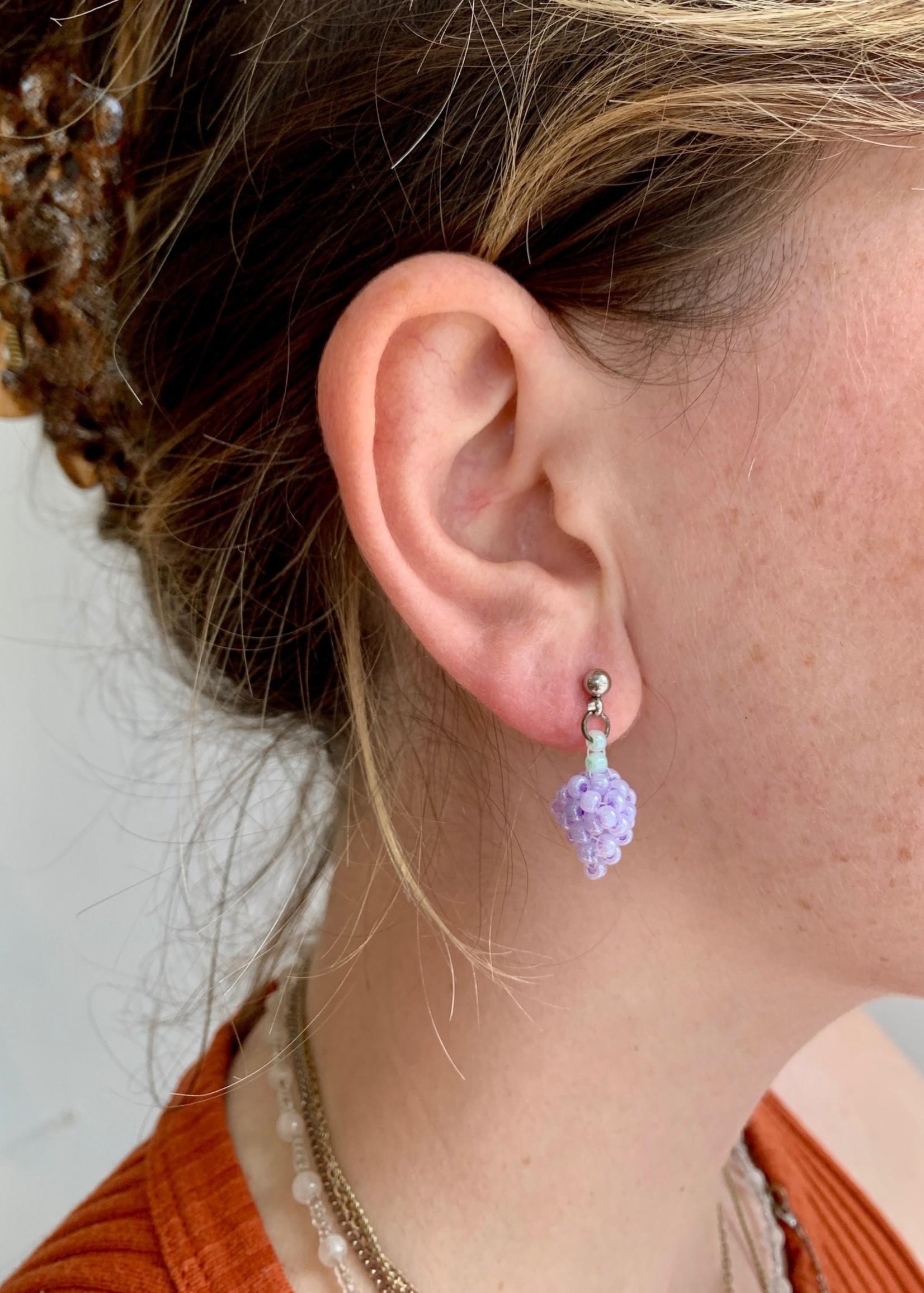 Emri Studio Boucles d'oreilles en fruits par EMRI Studio