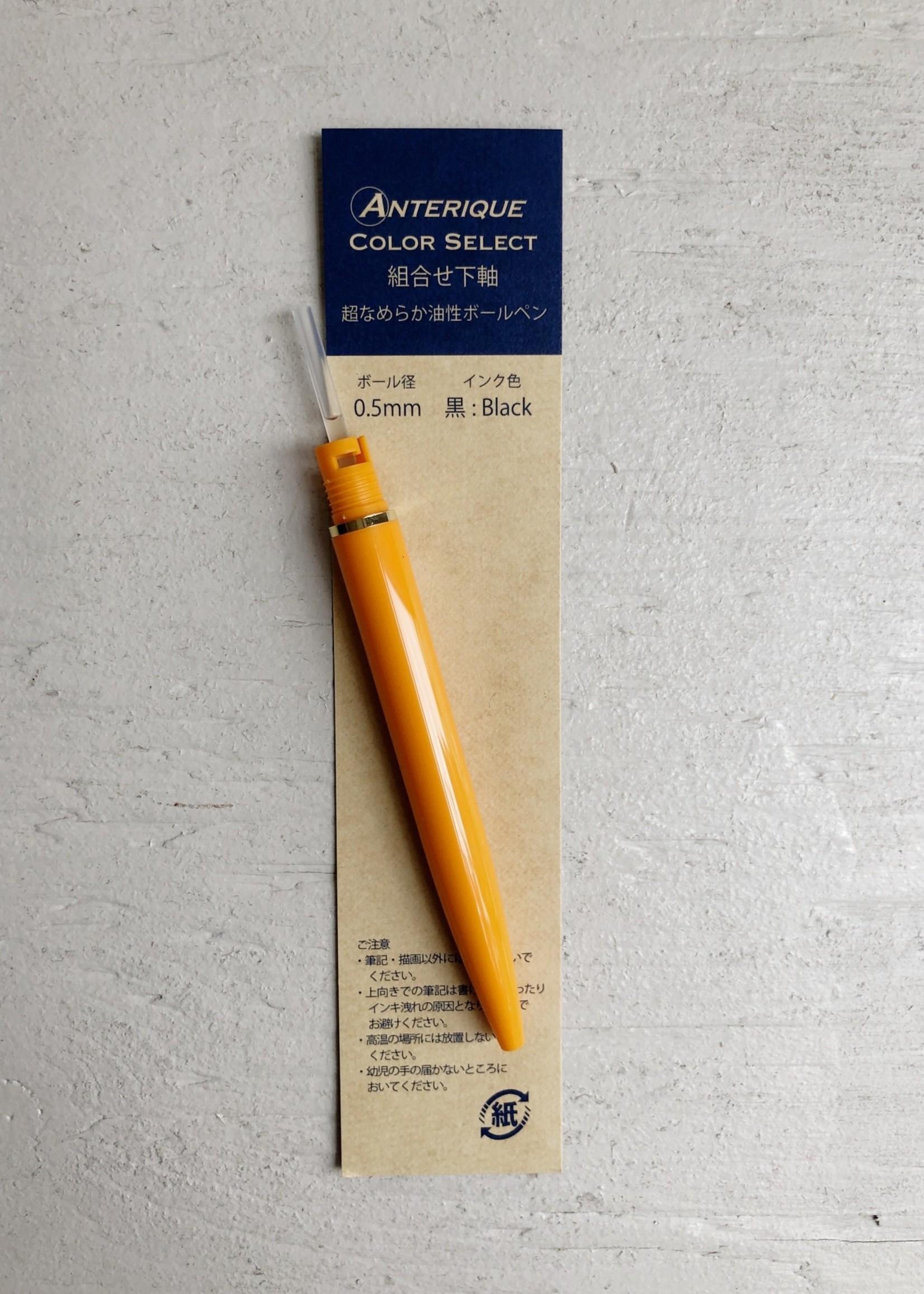 Anterique Lower Body Ballpoint Pen by Anterique