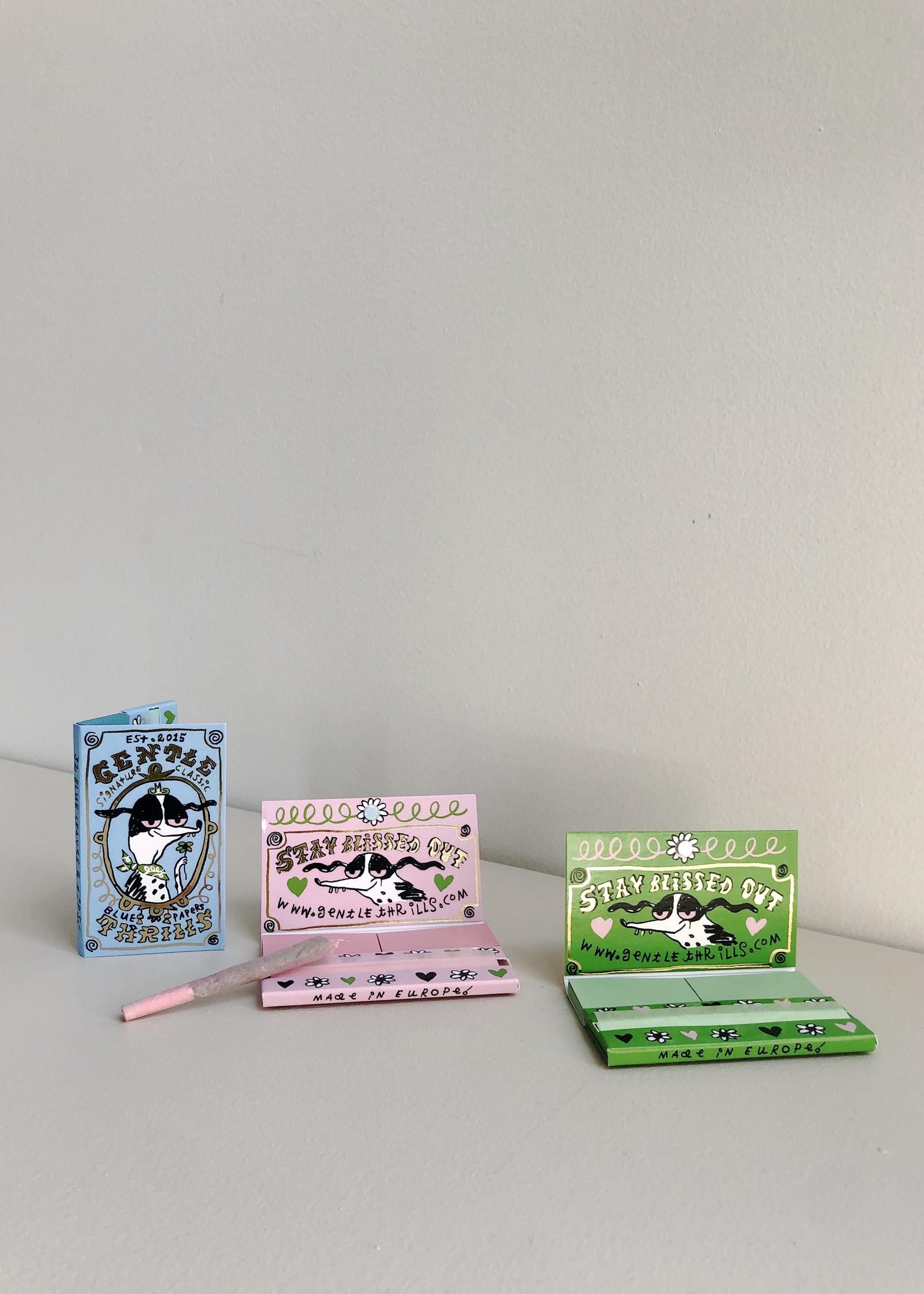 Gentle Thrills Coloured Rolling Paper by Gentle Thrills