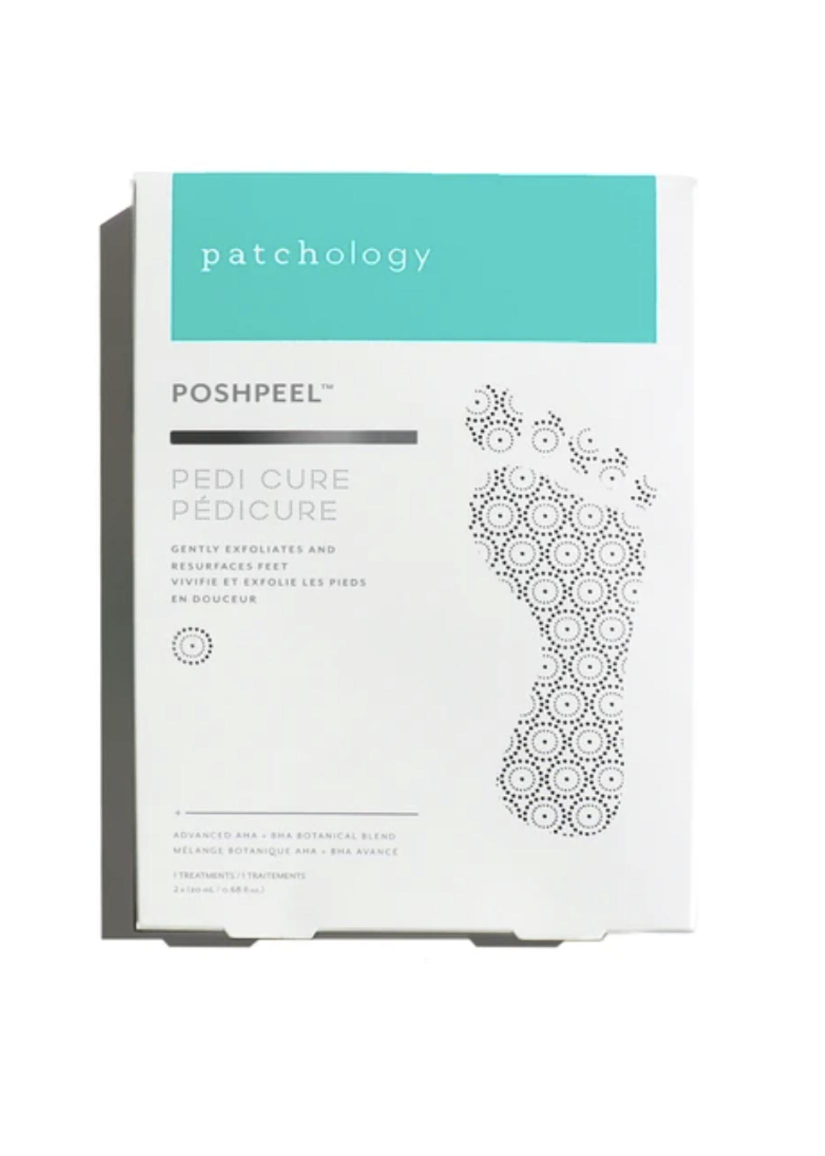 Patchology PoshPeel Pedi Cure by Patchology