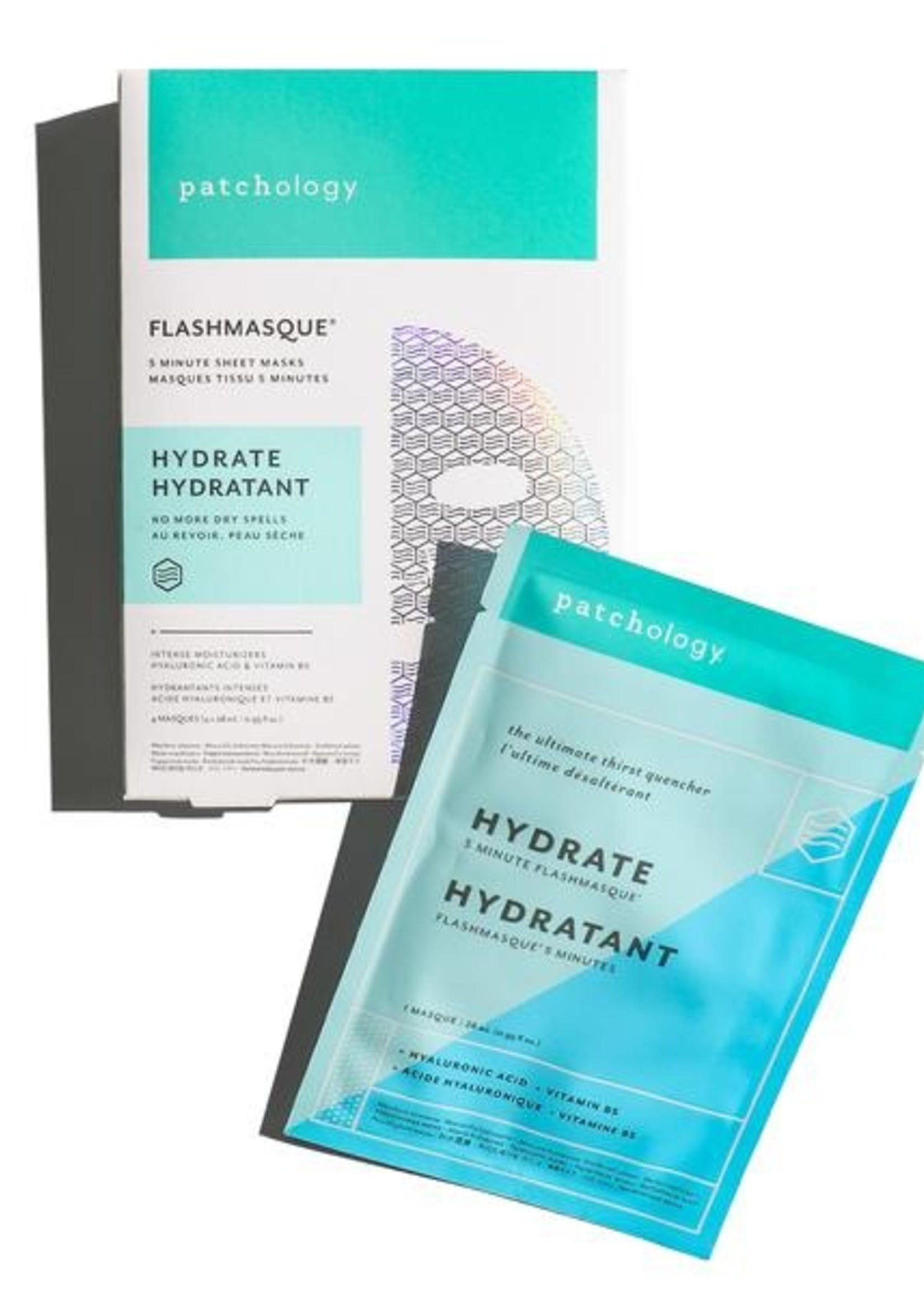 Patchology Flashmasque Hydratant 5 minutes par Patchology