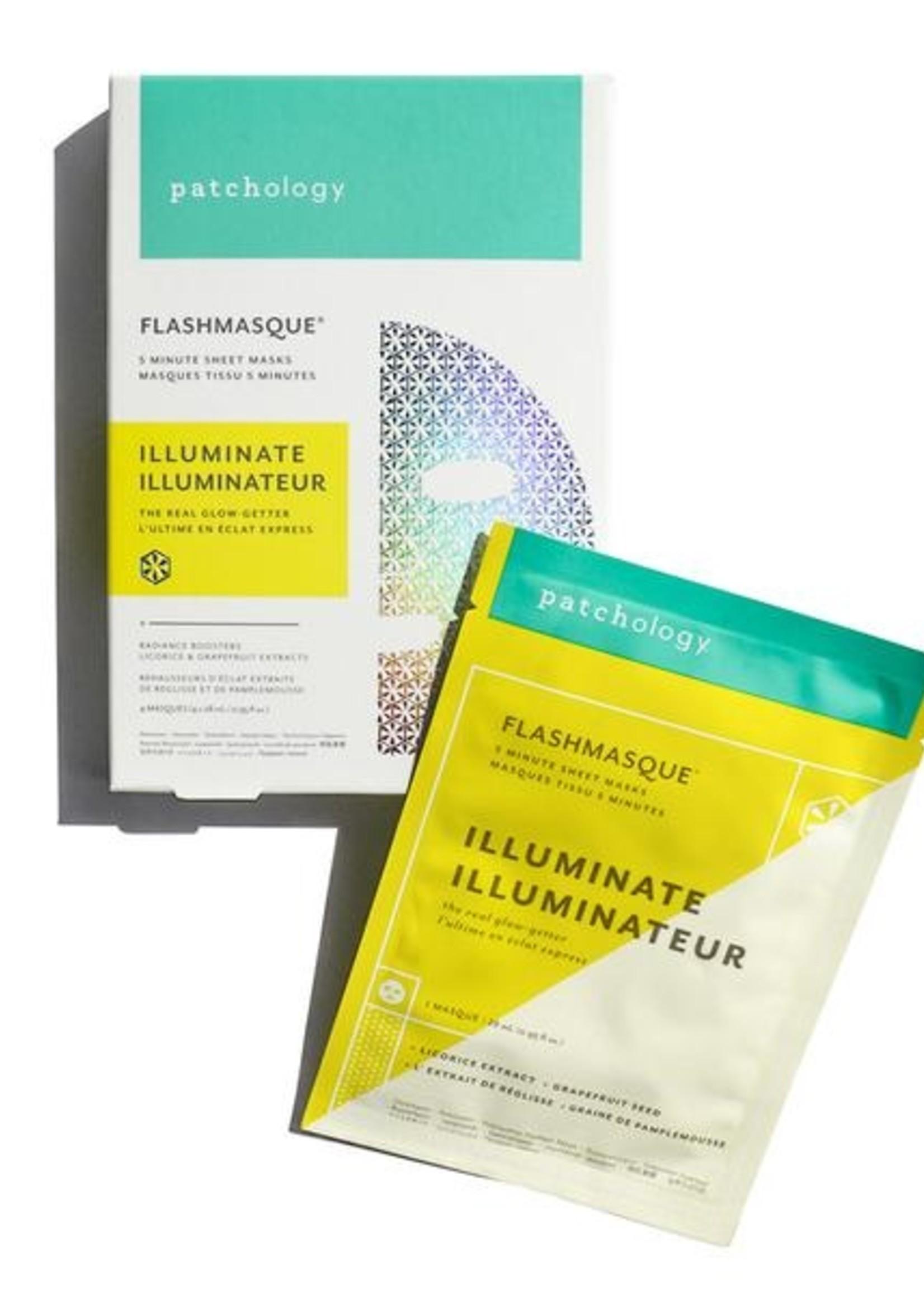 Patchology Flashmasque Illuminateur 5 minutes par Patchology