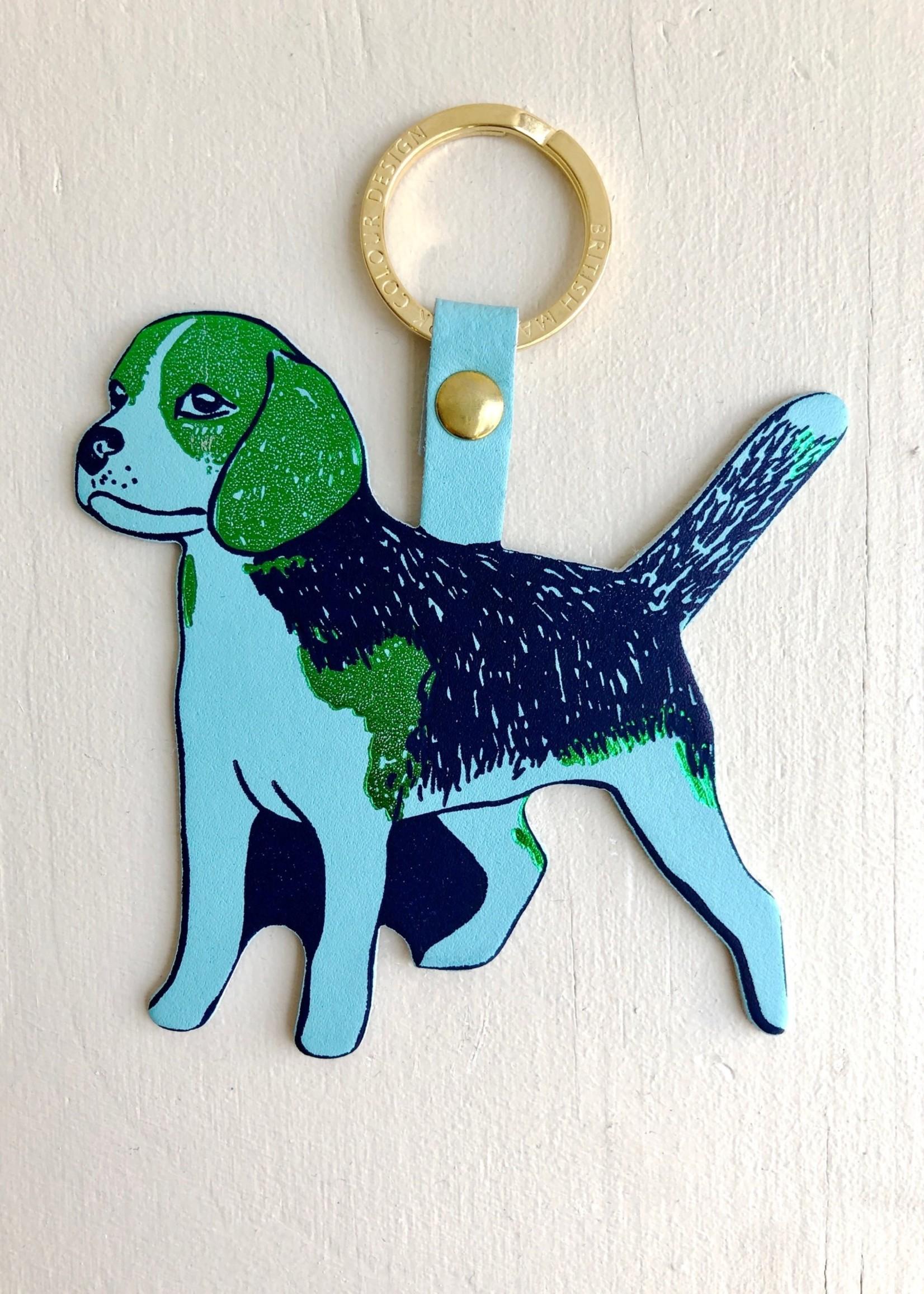"""Ark Colour Design Porte-clés """"Beagle"""" par Ark Colour Design"""