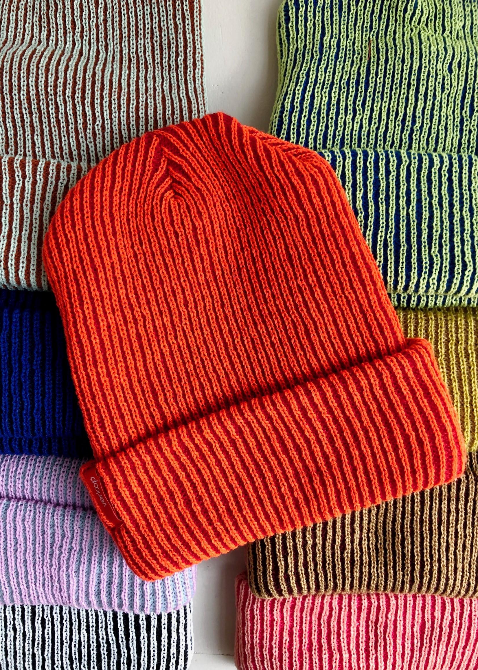 Verloop Tuque tricot côtelé Verloop