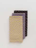 Baggu Trippy Checkers Towels/Bandanas