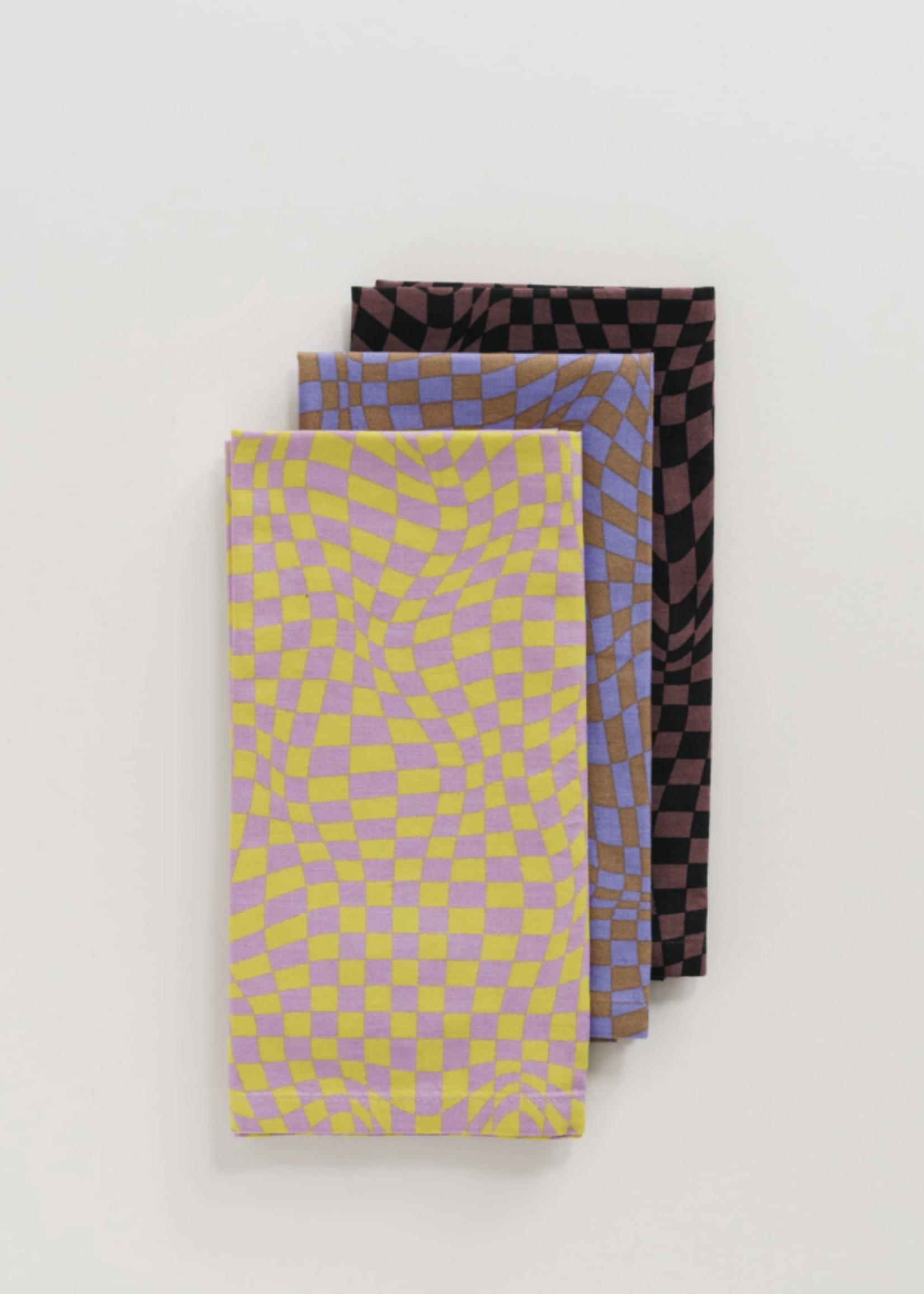 Baggu Trippy Checkers Towels/Bandanas by Baggu