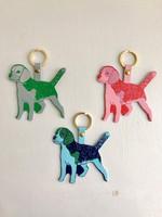 Ark Colour Design Beagle Keychains