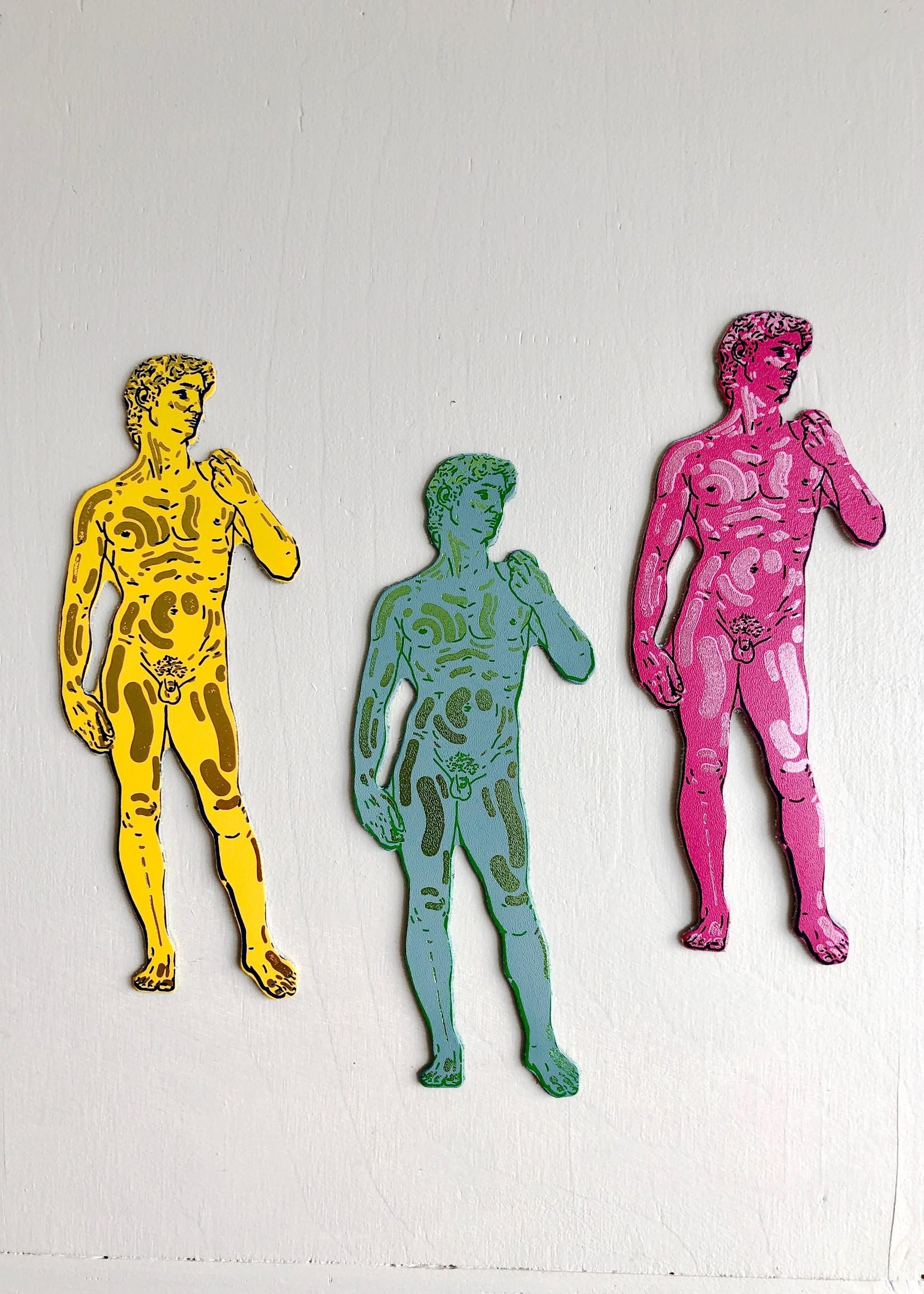 Ark Colour Design Signets David par Ark Colour Design