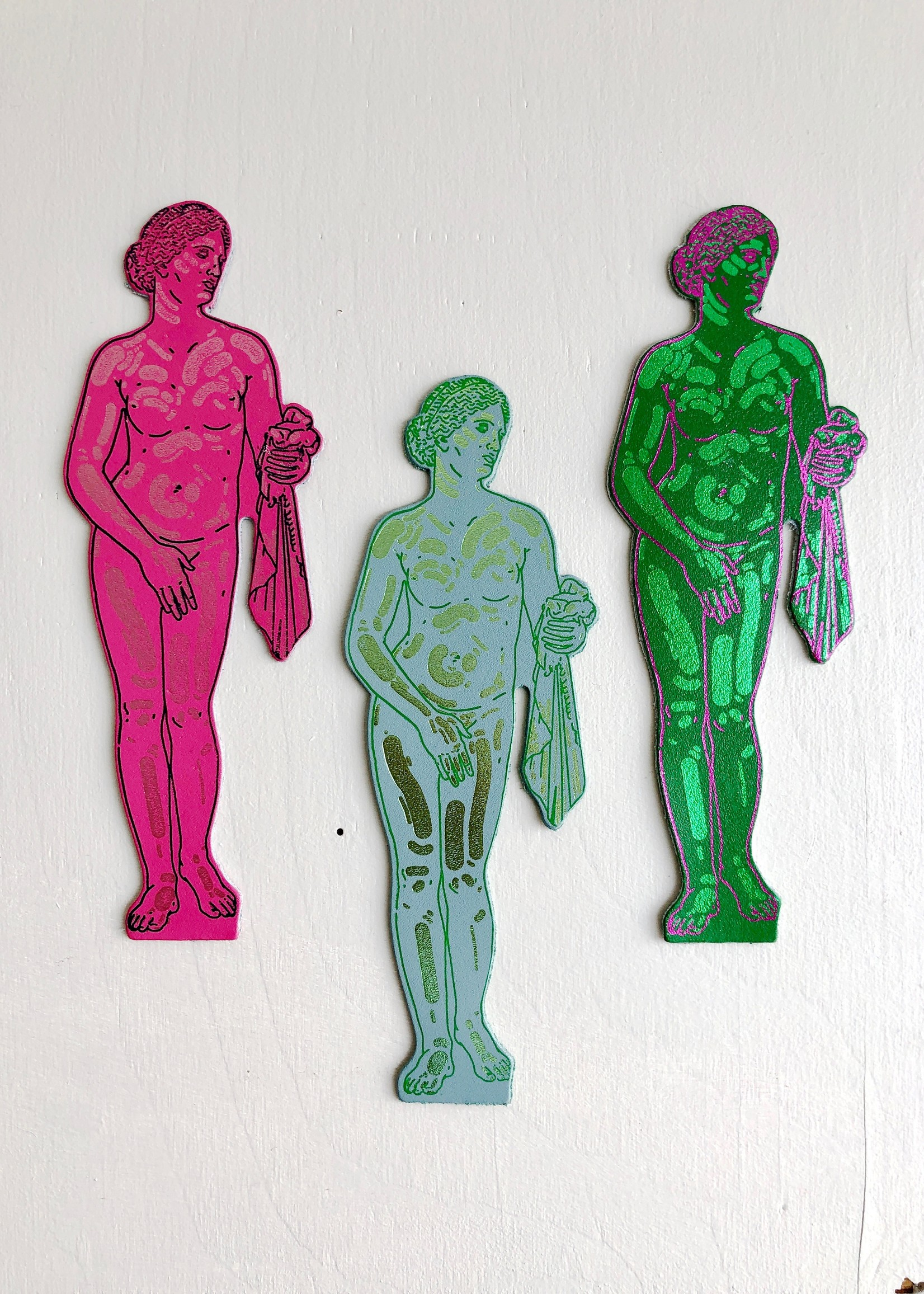Ark Colour Design Aphrodite Bookmarks by Ark Colour Design