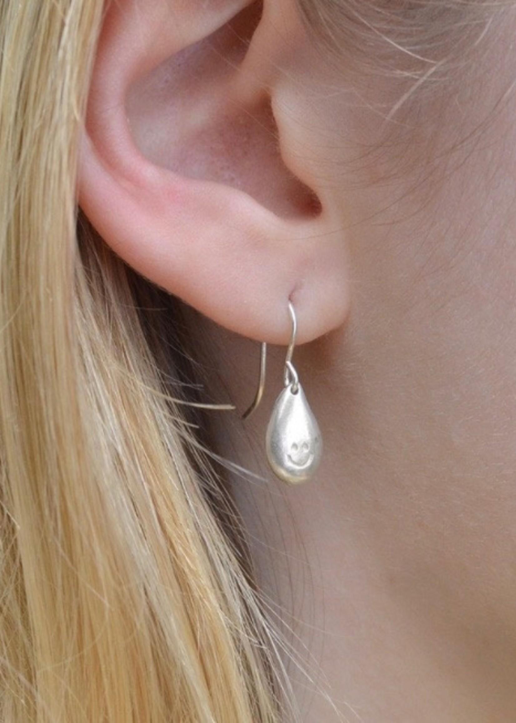 Monochromatiques Tears of Joy Earrings by Monochromatiques