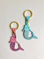 Ark Colour Design Mermaid Keychains