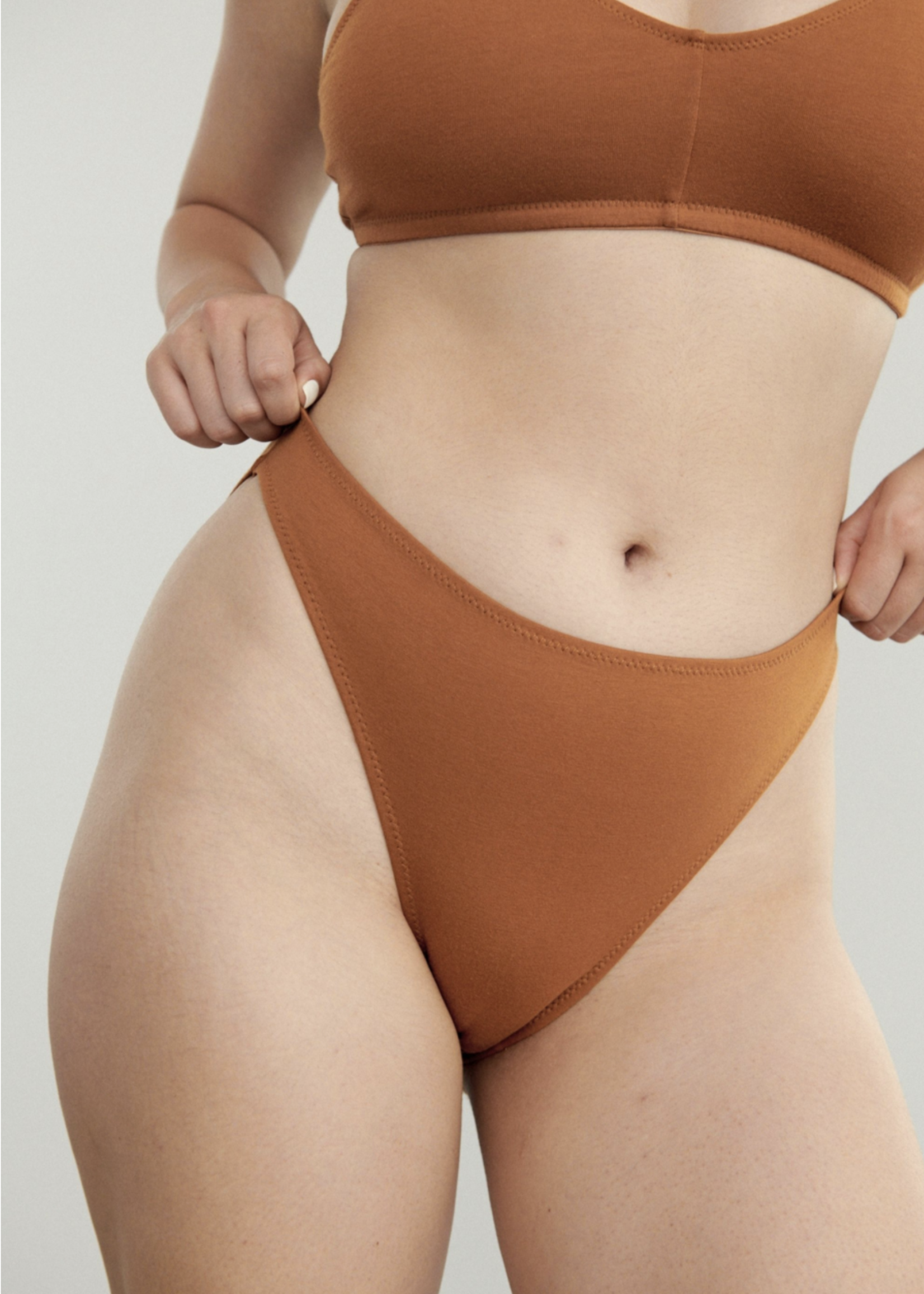 Blush Lingerie Culotte échancrée en bikini