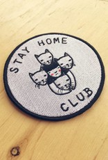 Stay Home Club Stay Home Club Patch