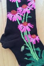 """Ozone Socks Bas """"Echinacea"""""""