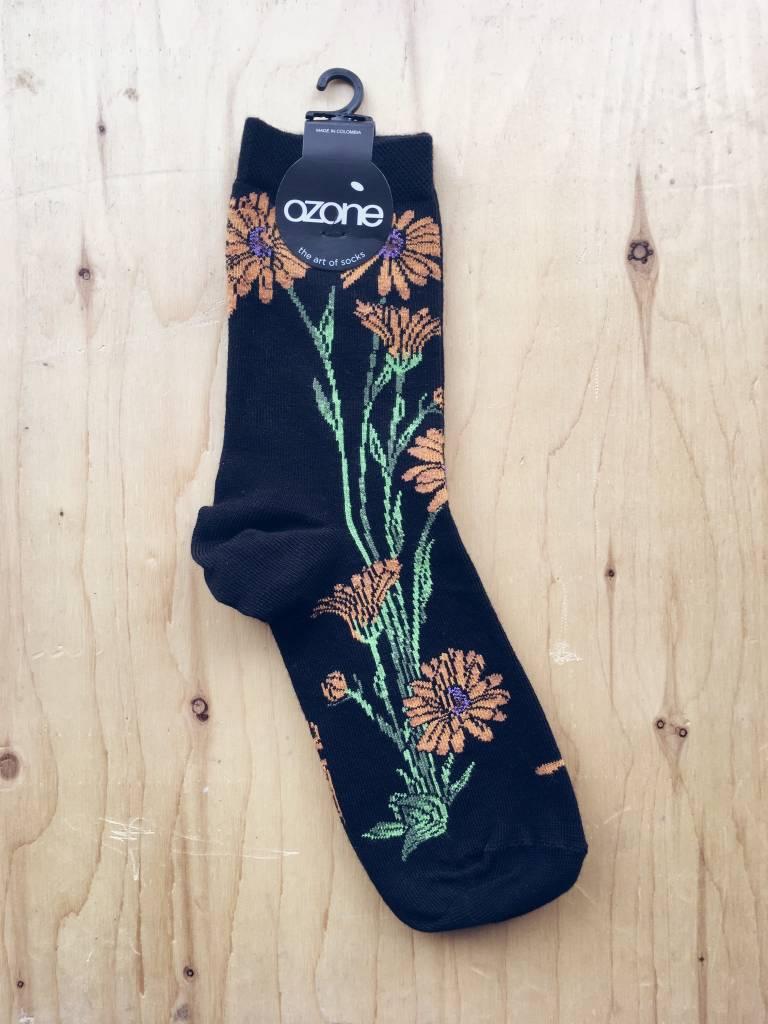 Ozone Socks Marigold Socks
